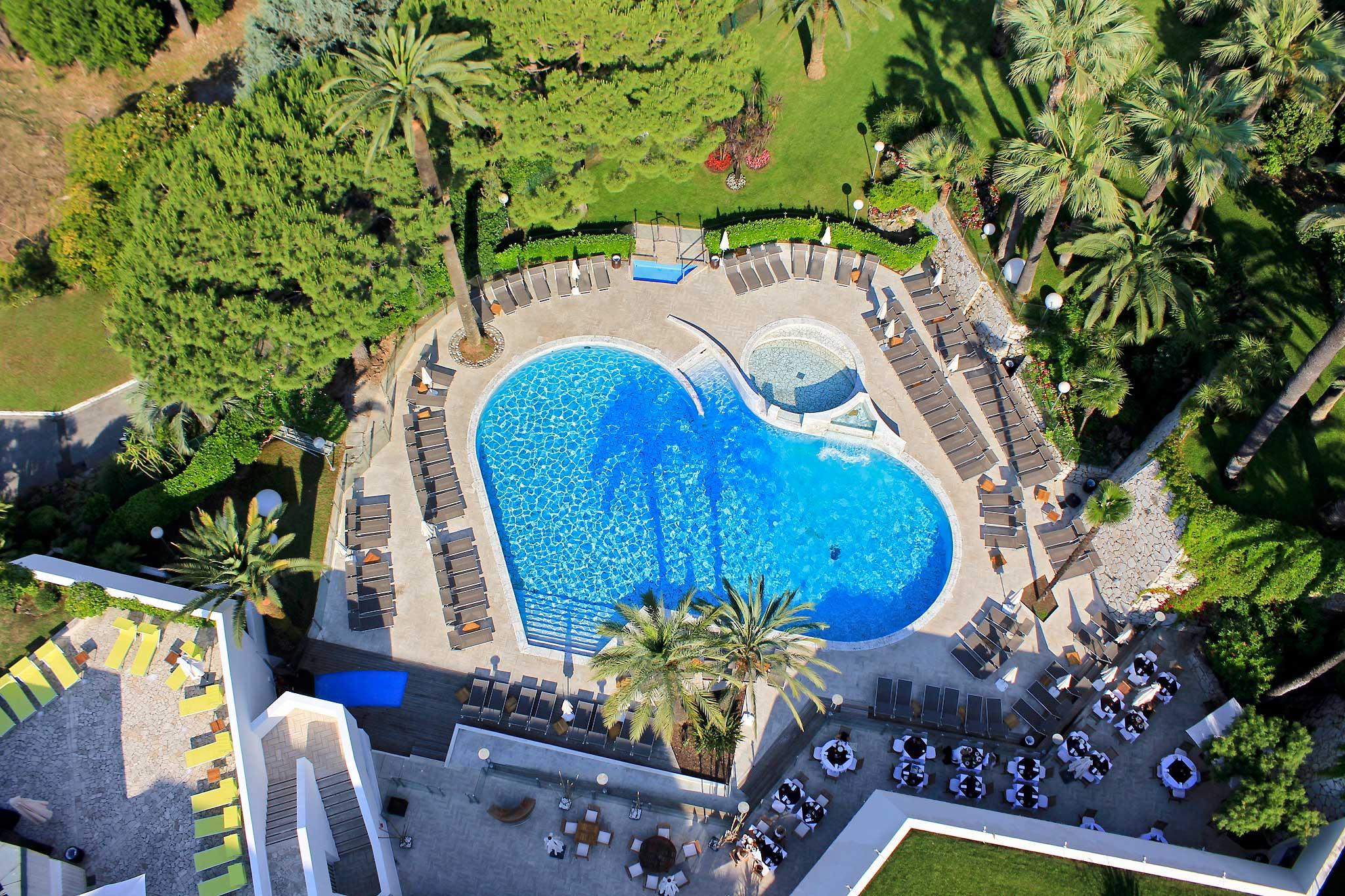 Hôtel - Novotel Cannes Montfleury
