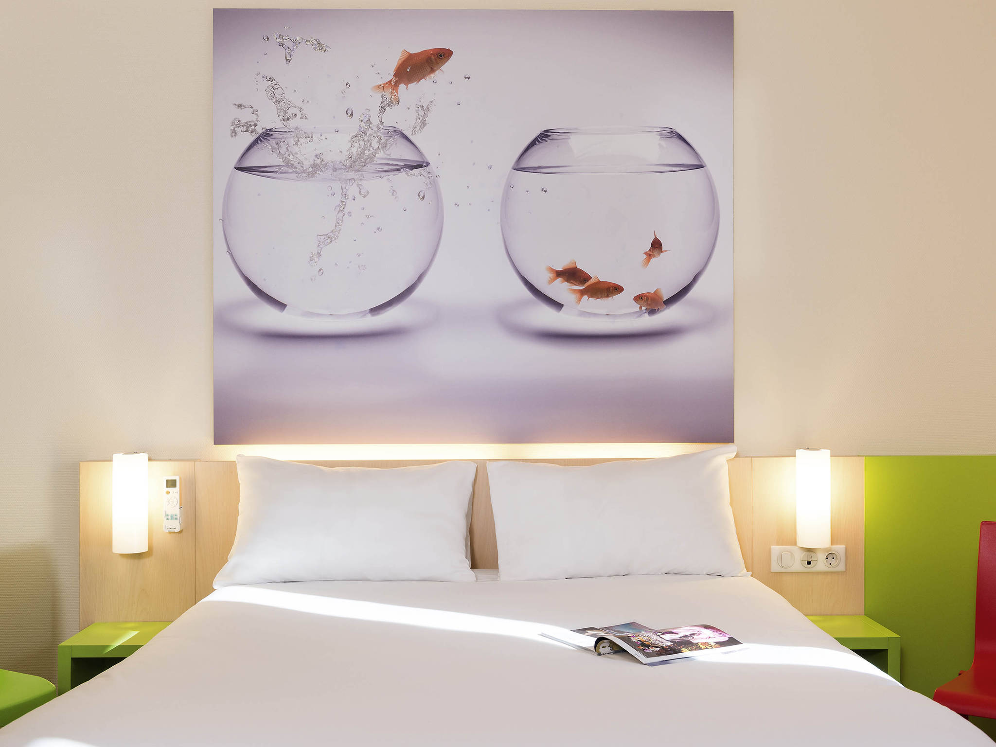 โรงแรม – ibis Styles Paris Roissy-CDG