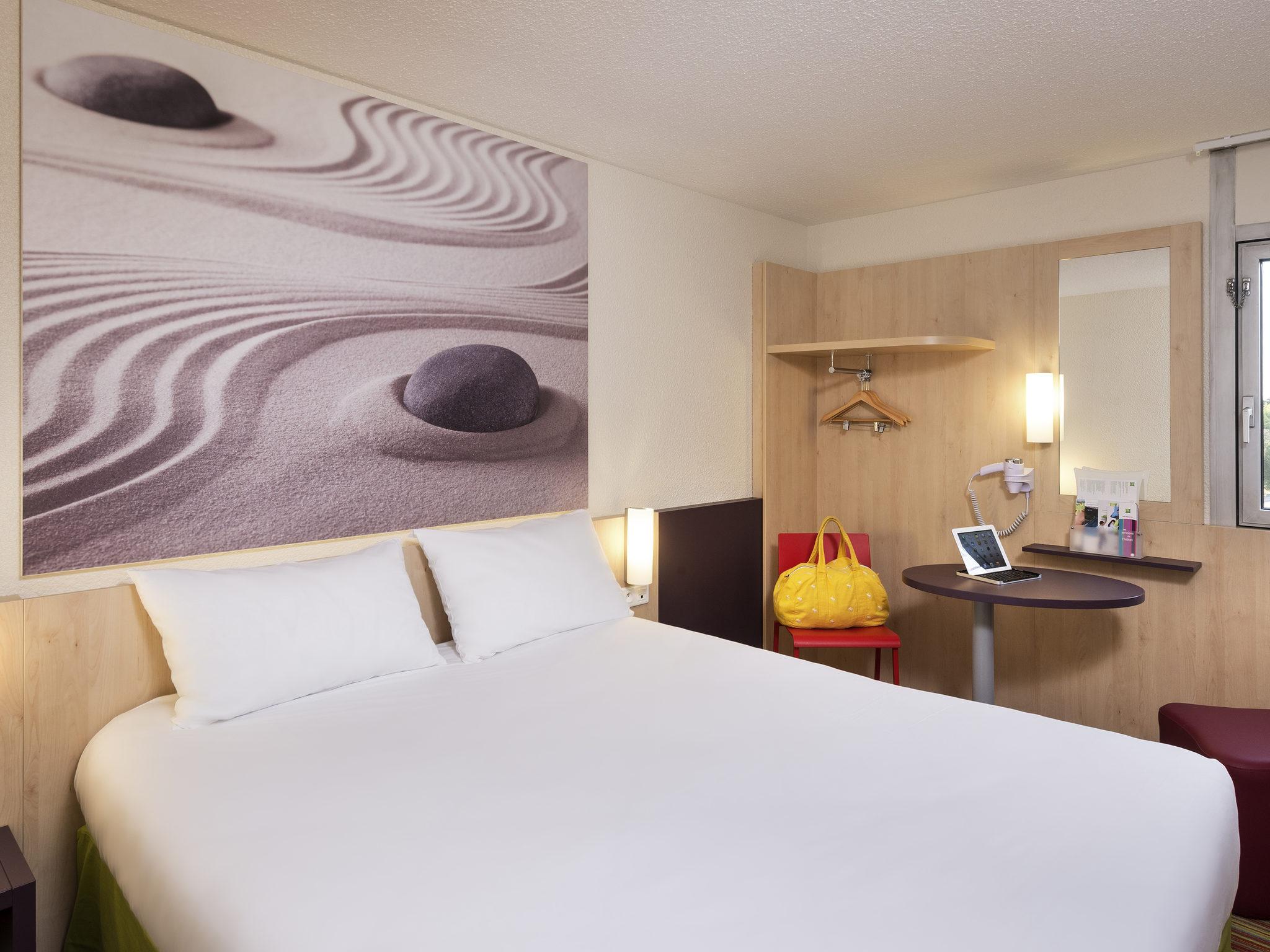 Отель — ibis Styles Париж Руасси-Шарль-Де-Голль