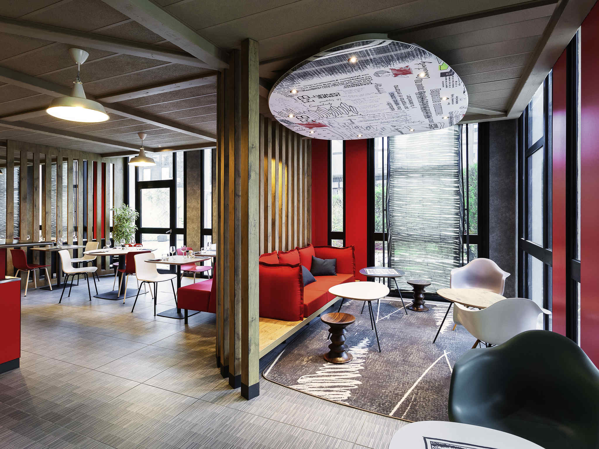 Hotell – ibis Bourges