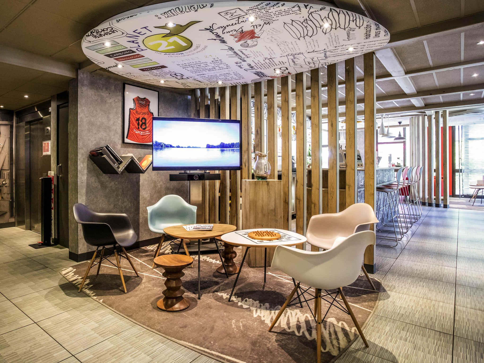 โรงแรม – ibis Bourges