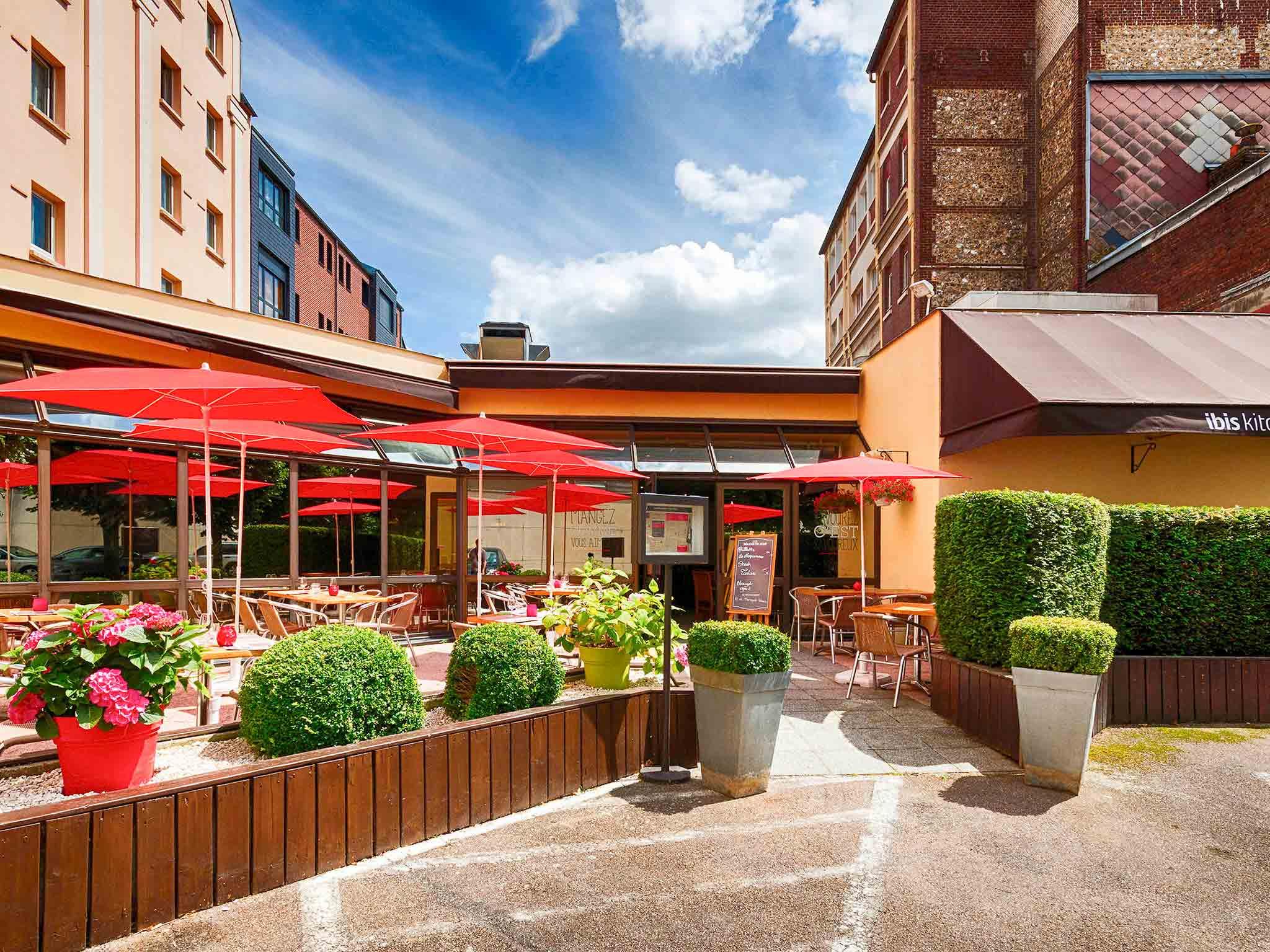 Hotel in rouen ibis rouen centre rive droite for Adagio rouen