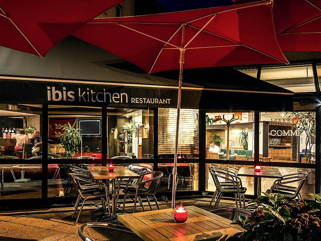 restaurant IBIS KITCHEN RESTAURANT