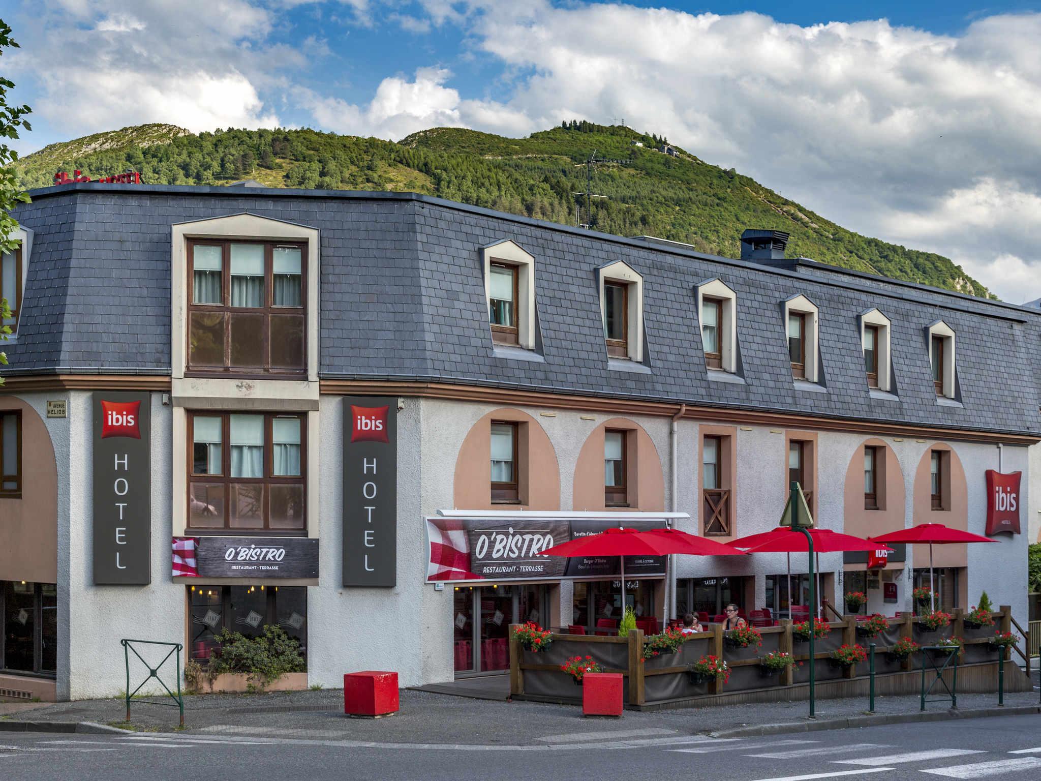 Otel – ibis Lourdes Centre Gare