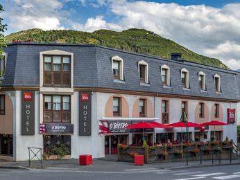 ibis Lourdes Centre Gare