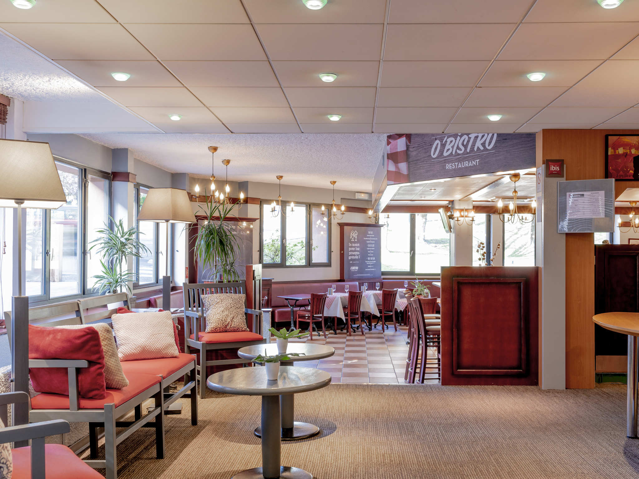 Relativ Hotel in LOURDES - ibis Lourdes Centre Gare HK29
