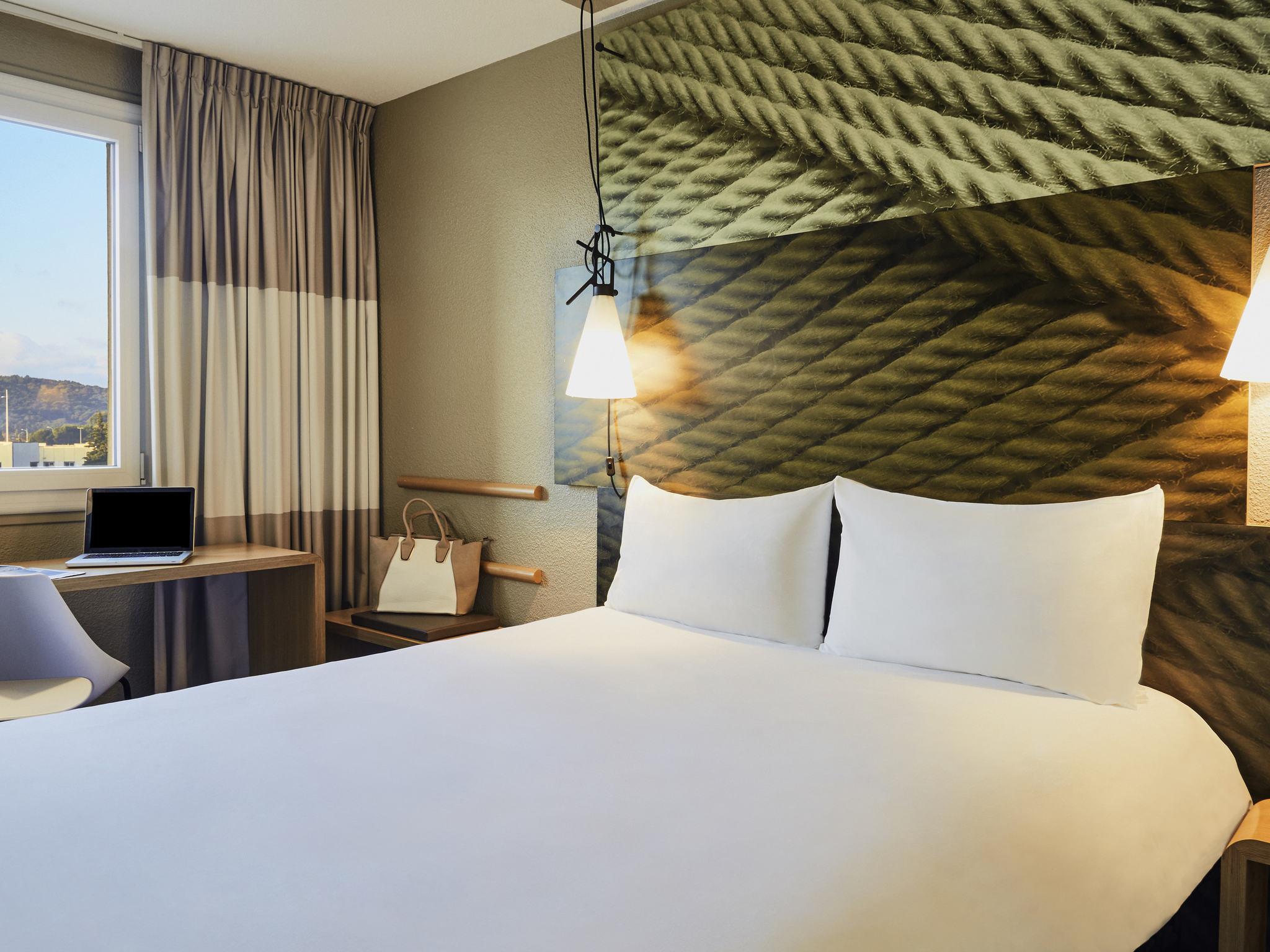 호텔 – ibis Toulon La-Seyne