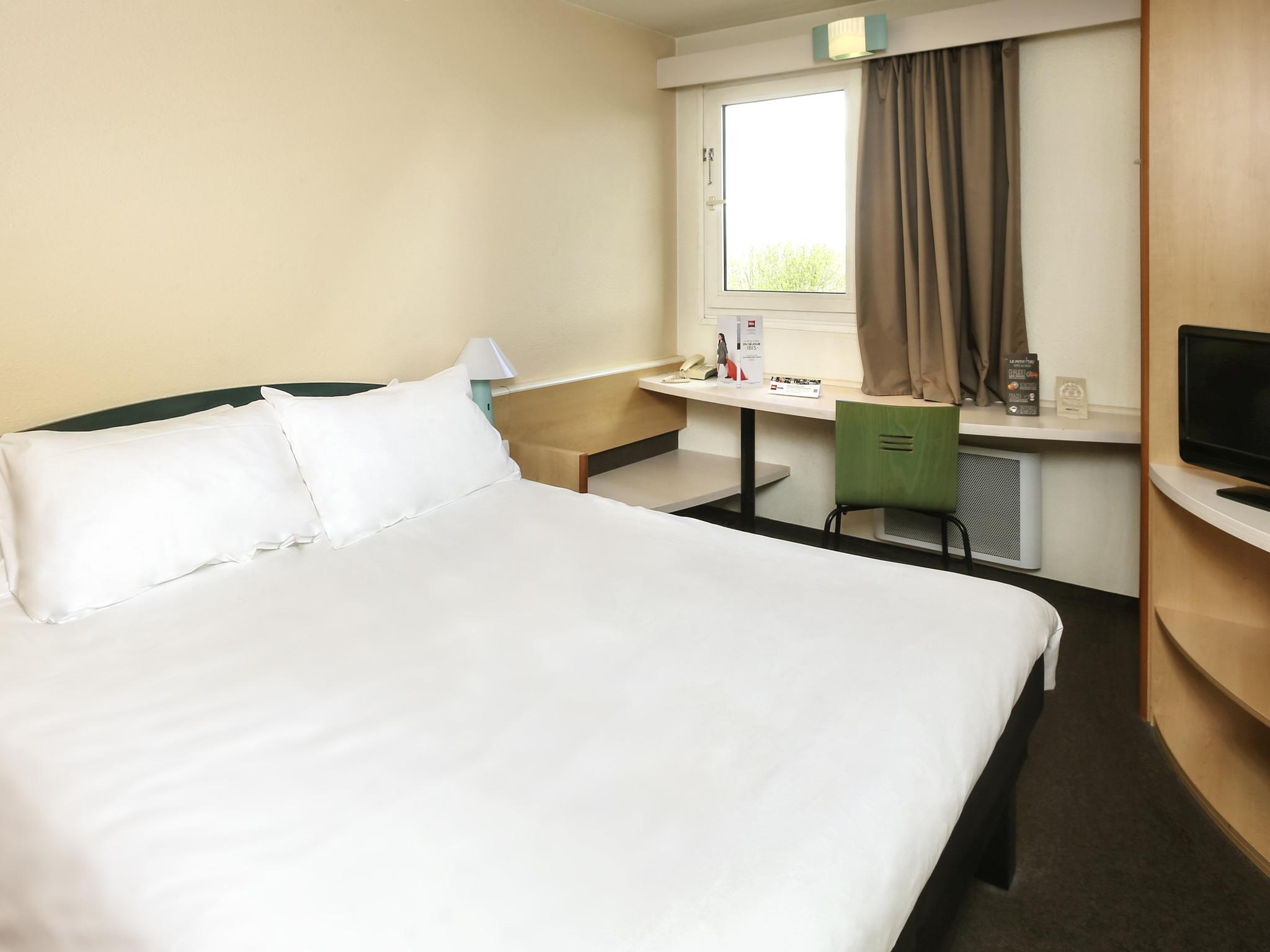 โรงแรม – ibis Auxerre Sud