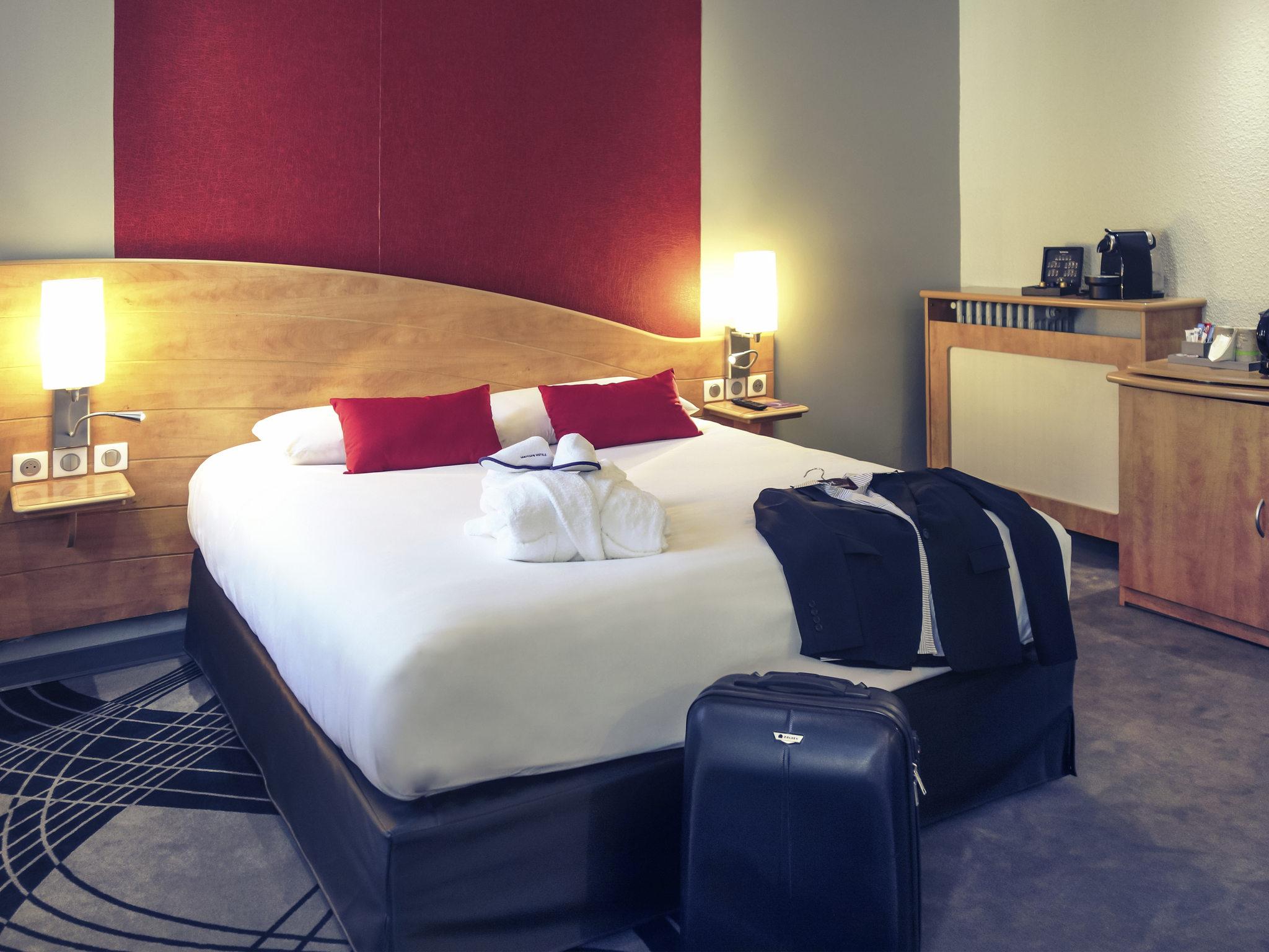 Отель — Hôtel Mercure Épinal Centre