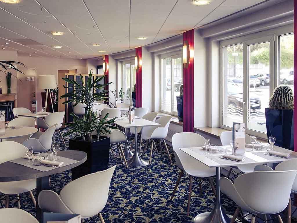 le mouton blanc restaurant - La Table D Elise Le Mans