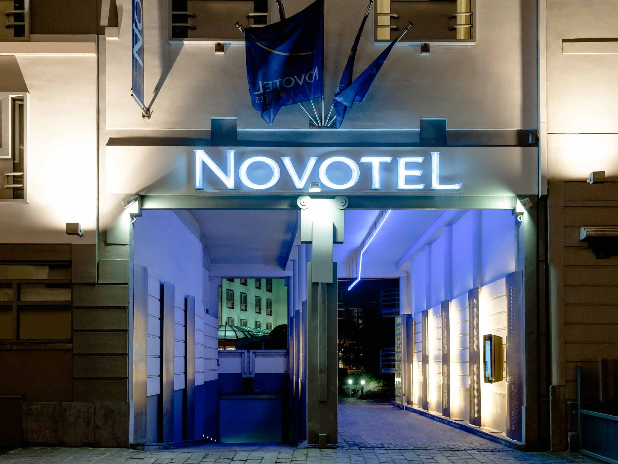 ホテル – ノボテルゲントセントラム