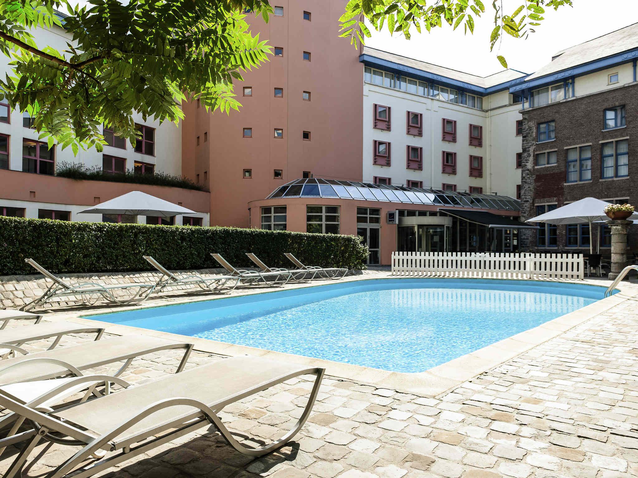 Отель — Novotel Гент Центр