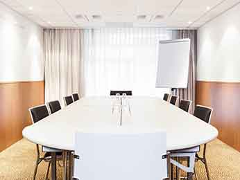 Meetings - Novotel Gent Centrum