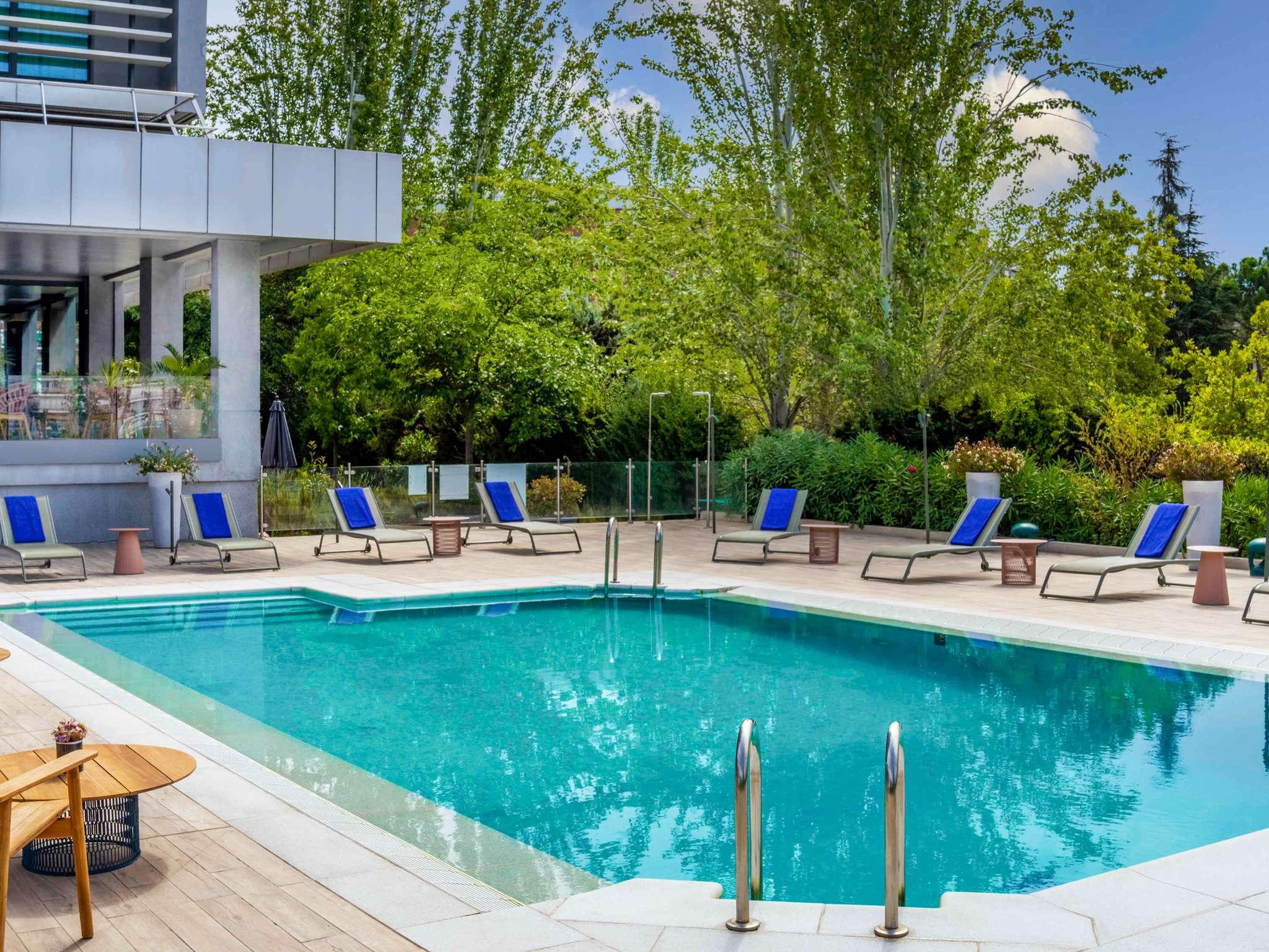 酒店 – 马德里普恩特拉帕兹诺富特酒店