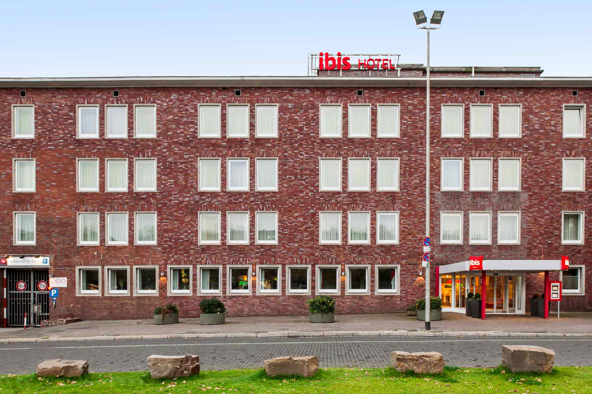 ホテル – イビスデュースブルクハウプトバーンホフ