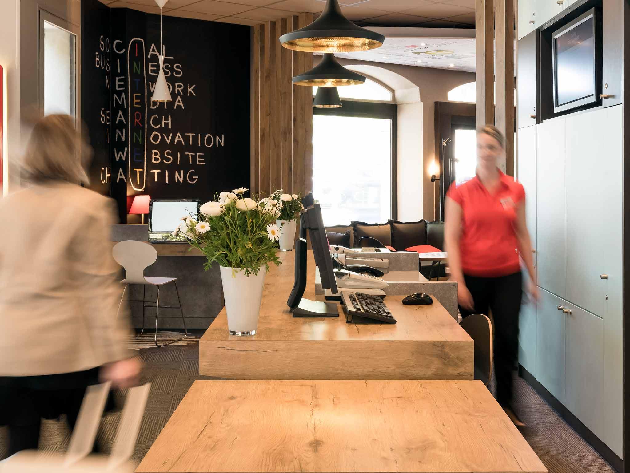 ホテル – ibis Angers Centre Château