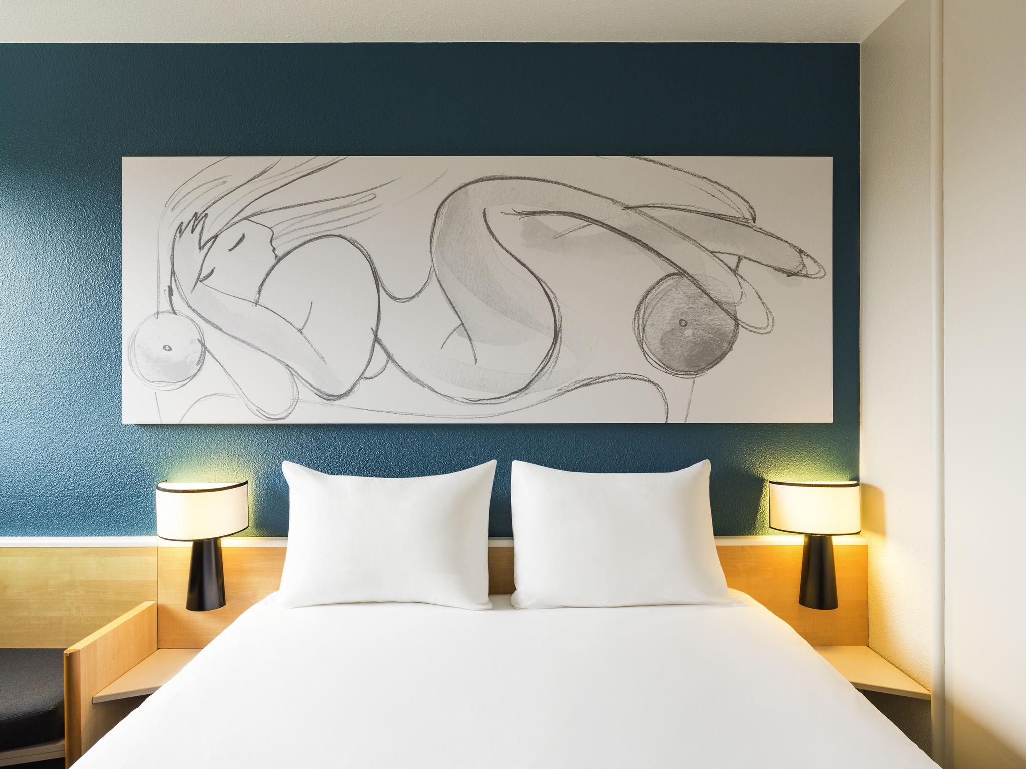 호텔 – ibis Bordeaux Pessac