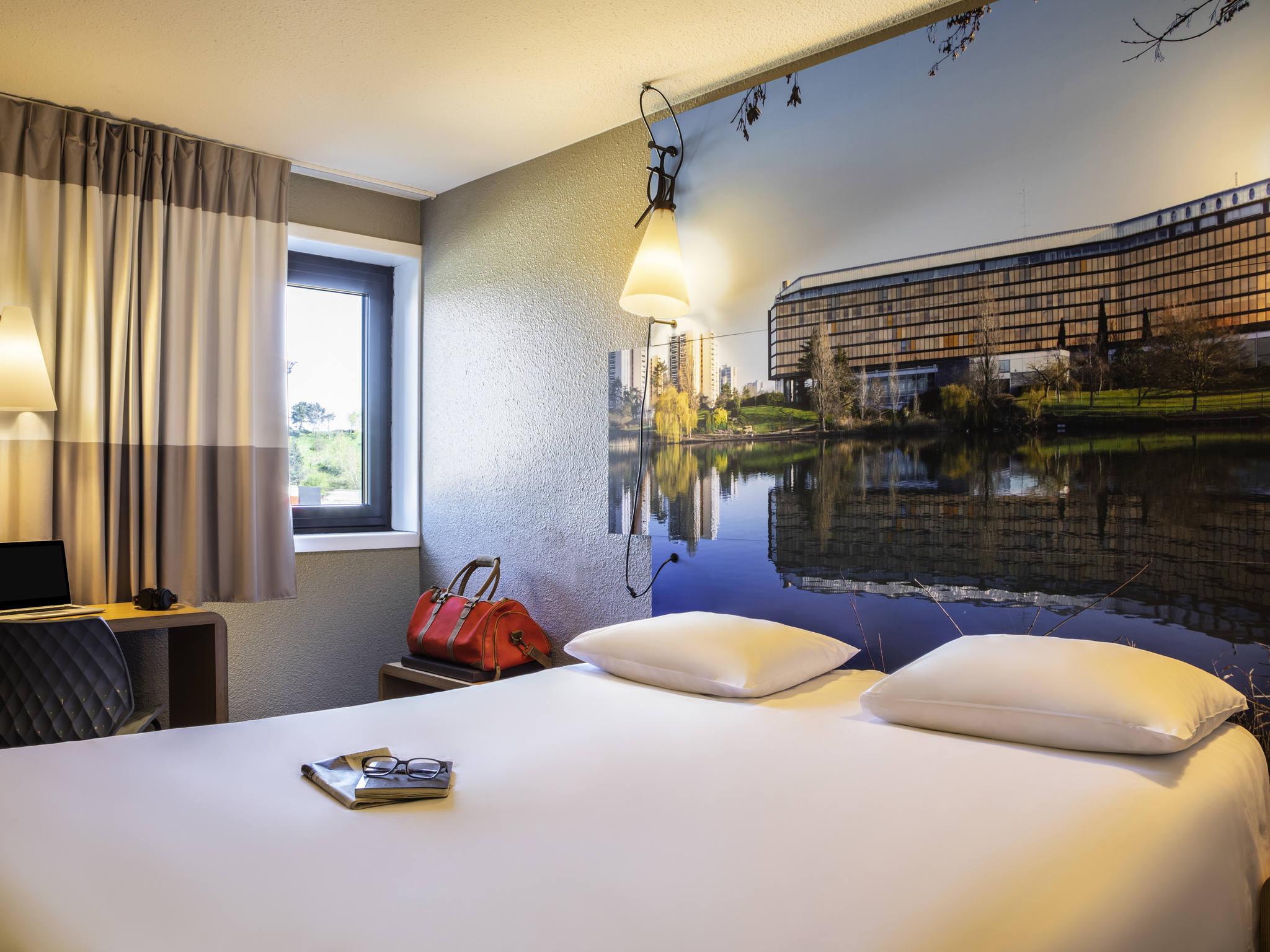 โรงแรม – ibis Créteil
