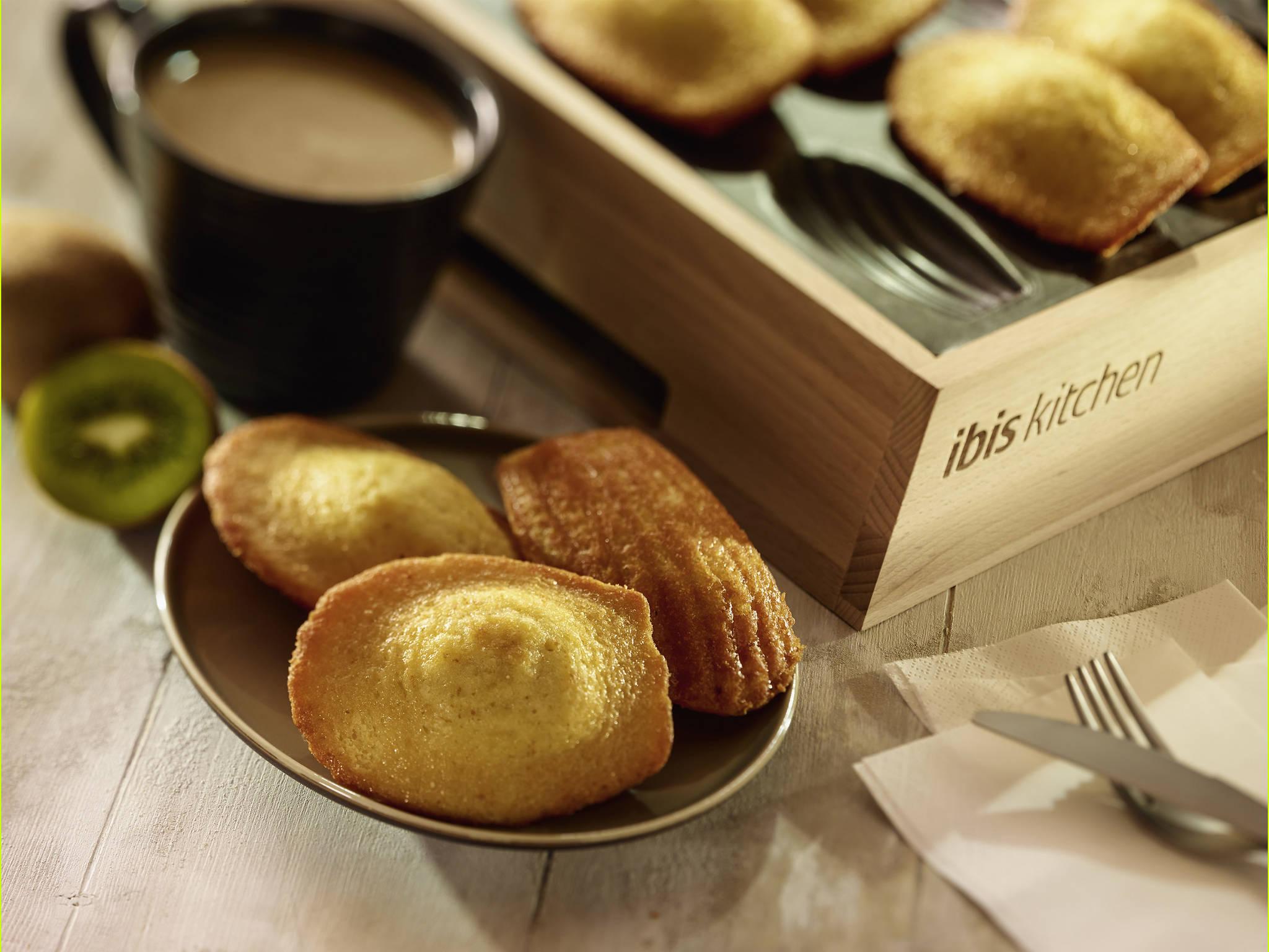 Cafe Madeleine Lyon