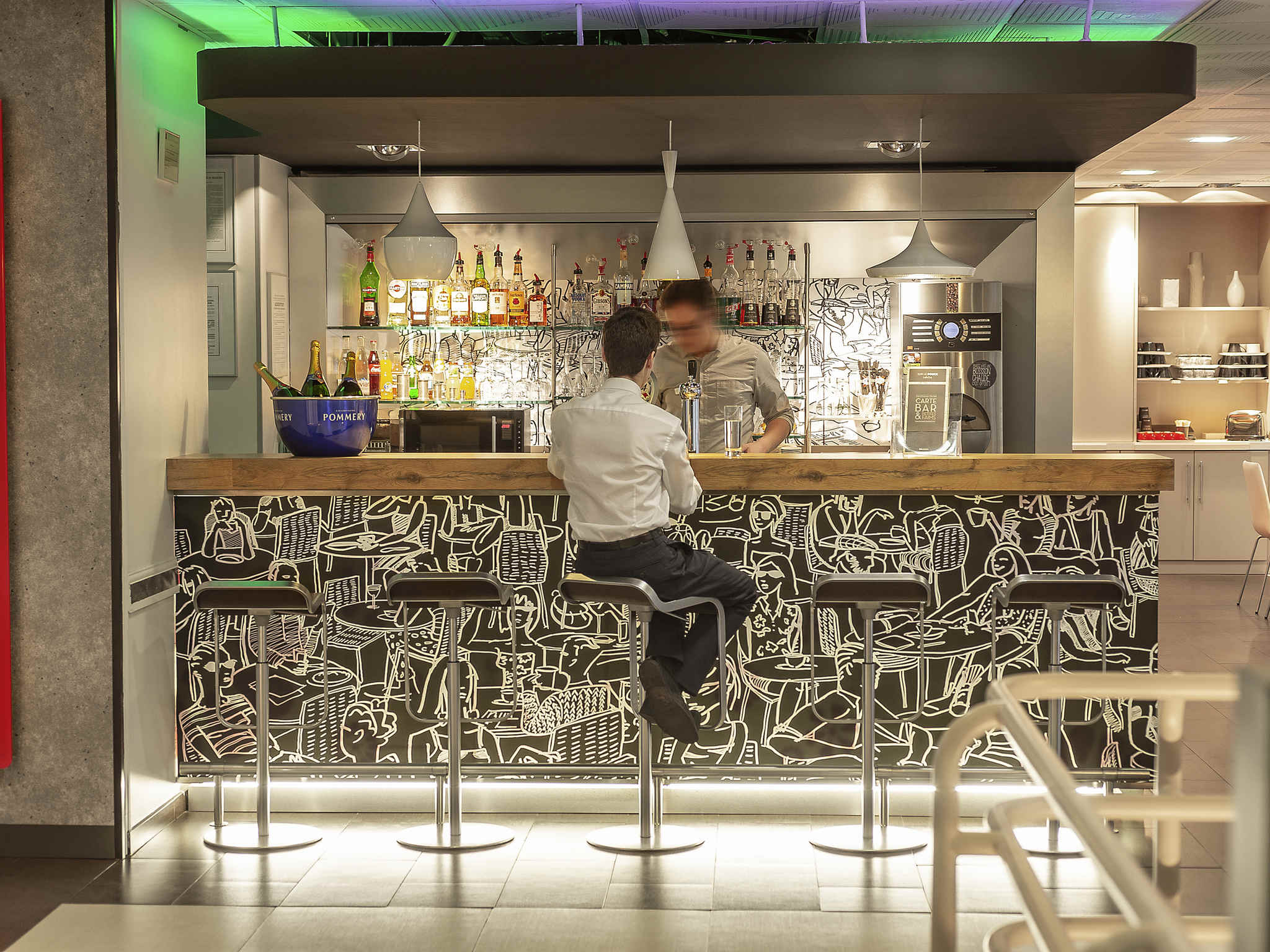 Отель — ibis Épernay Centre-Ville