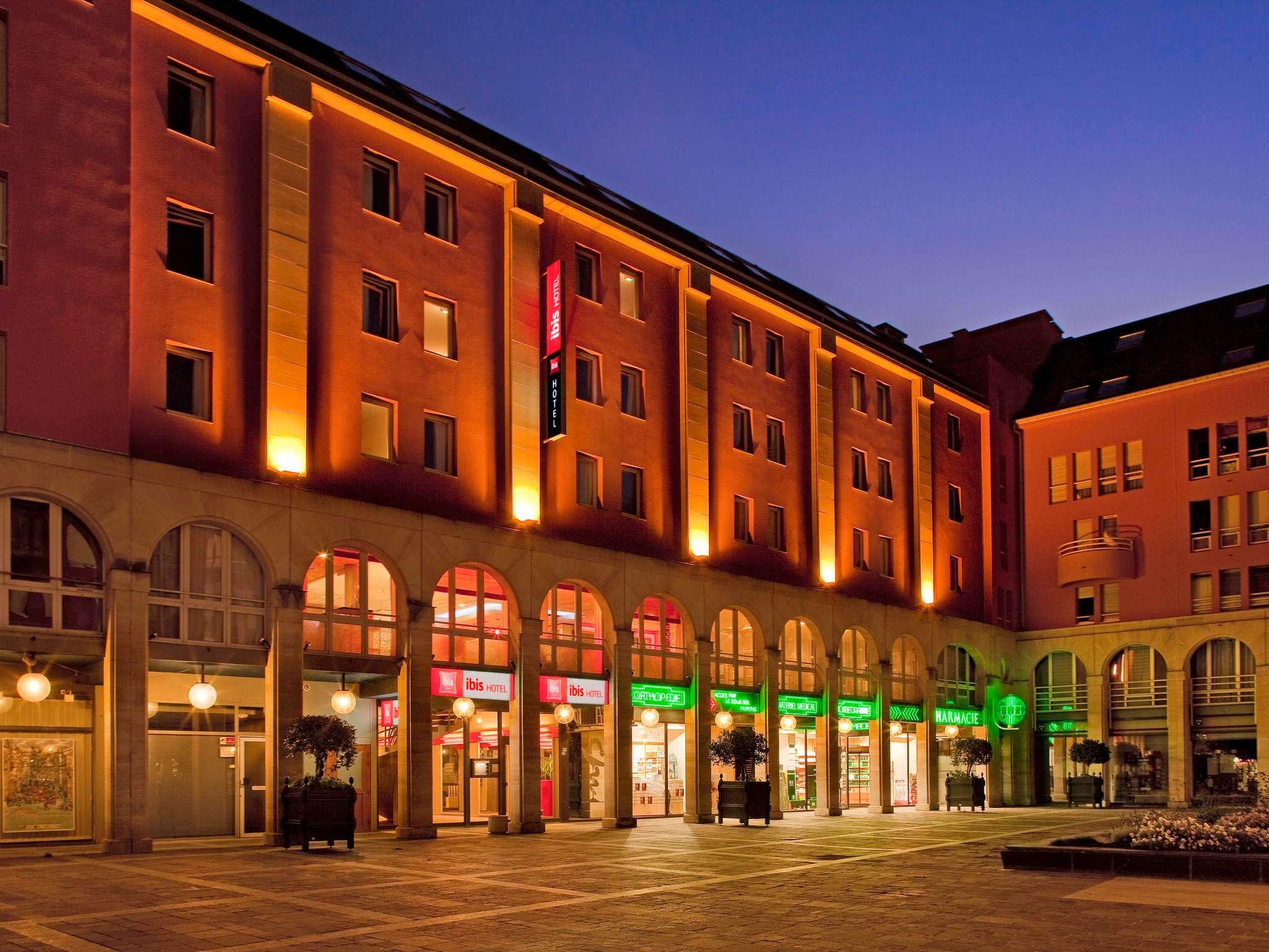 酒店 – ibis Épernay Centre-Ville