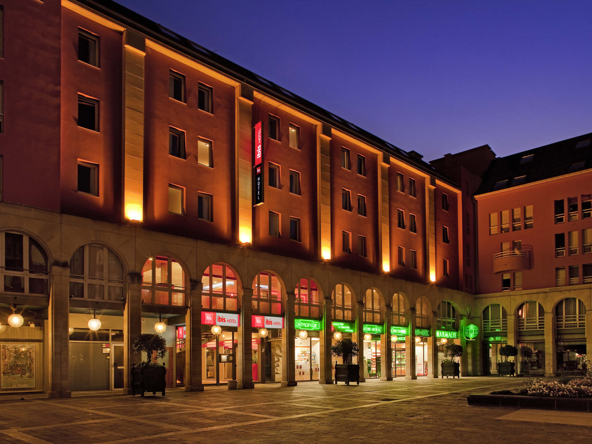Hotel Epernay Centre Ville