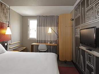 Rooms - ibis Epernay Centre Ville