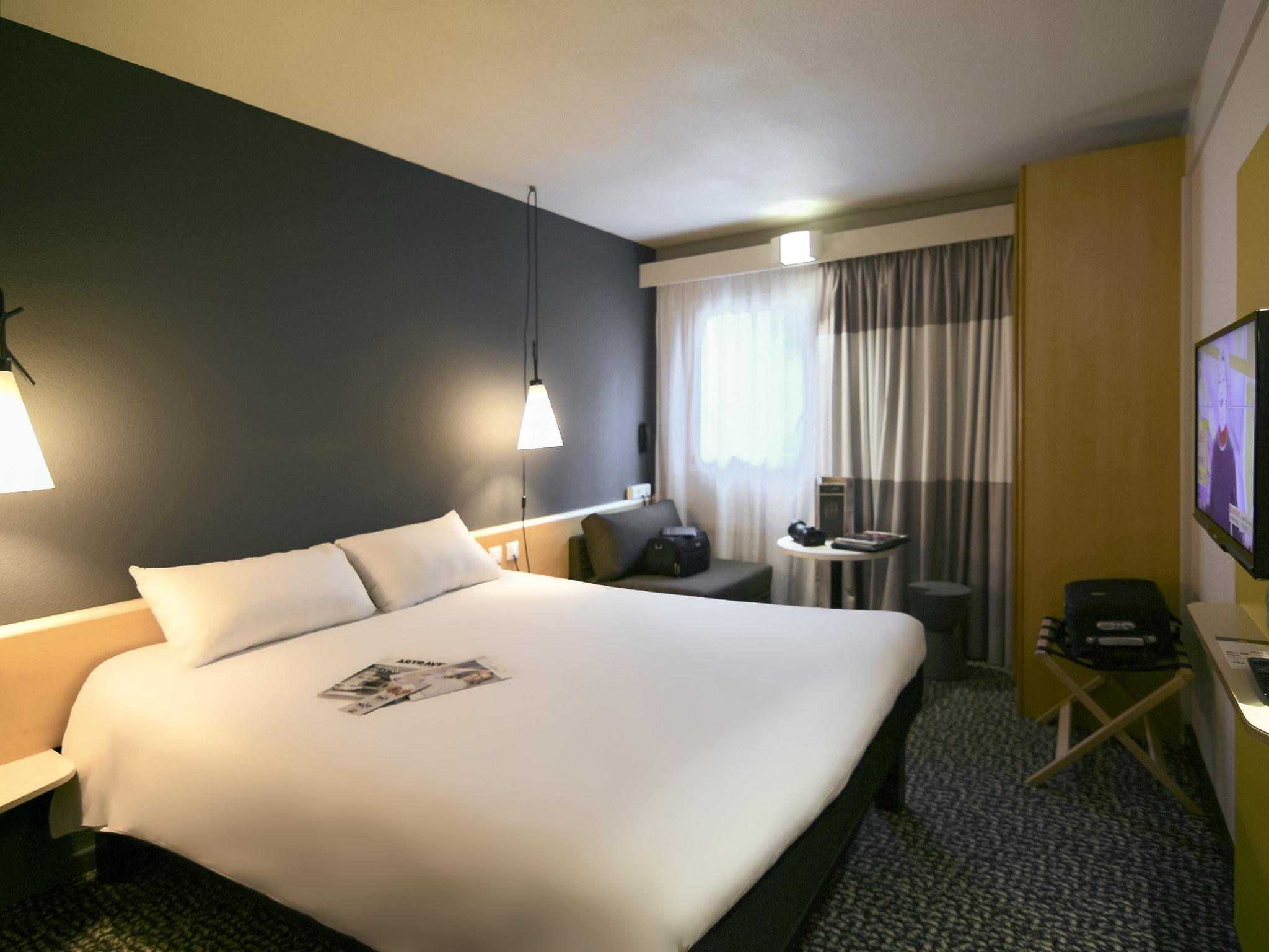 ホテル – イビス ナント ラ ボジョワール パルク エクスポ