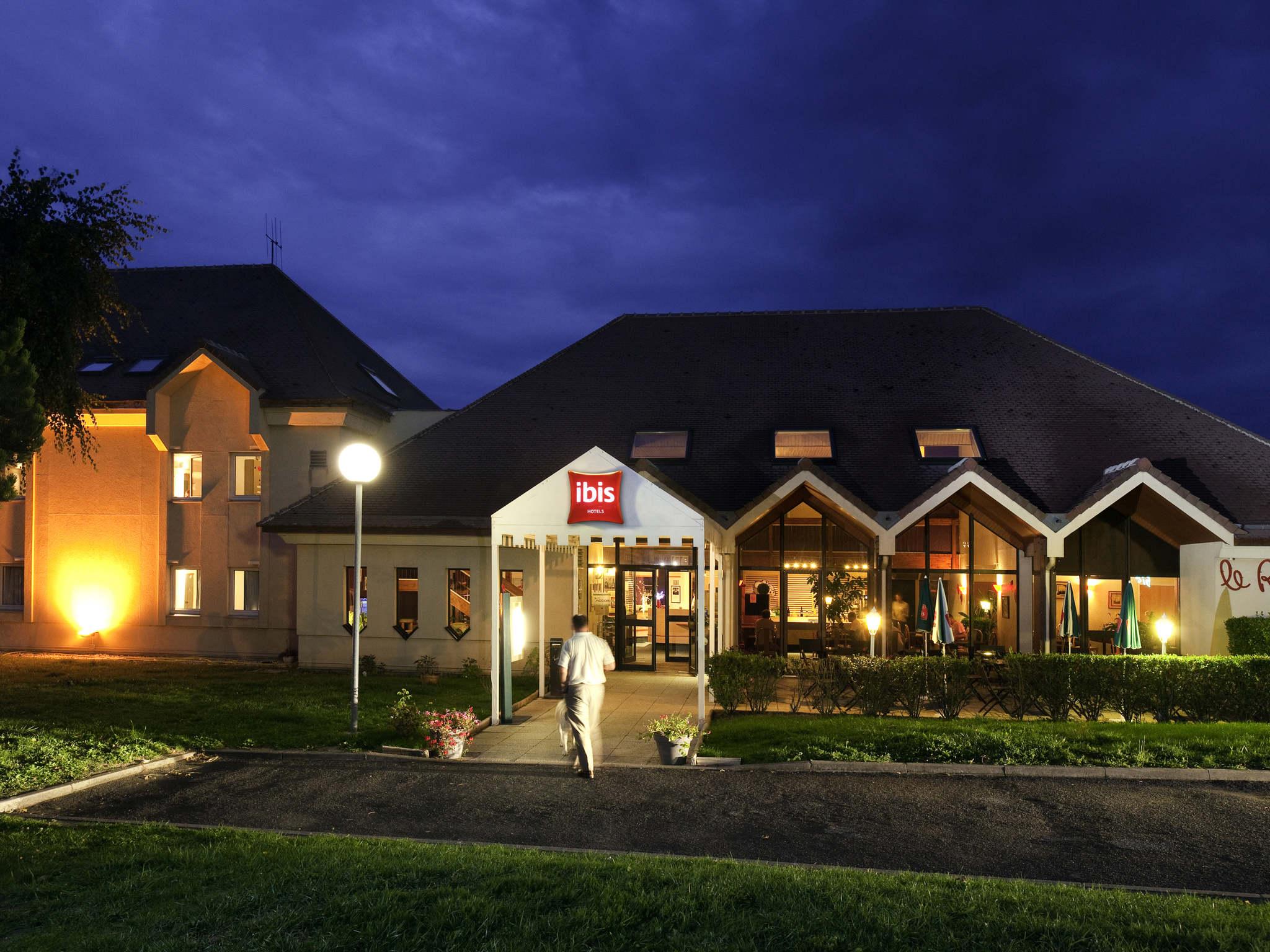 โรงแรม – ibis Provins