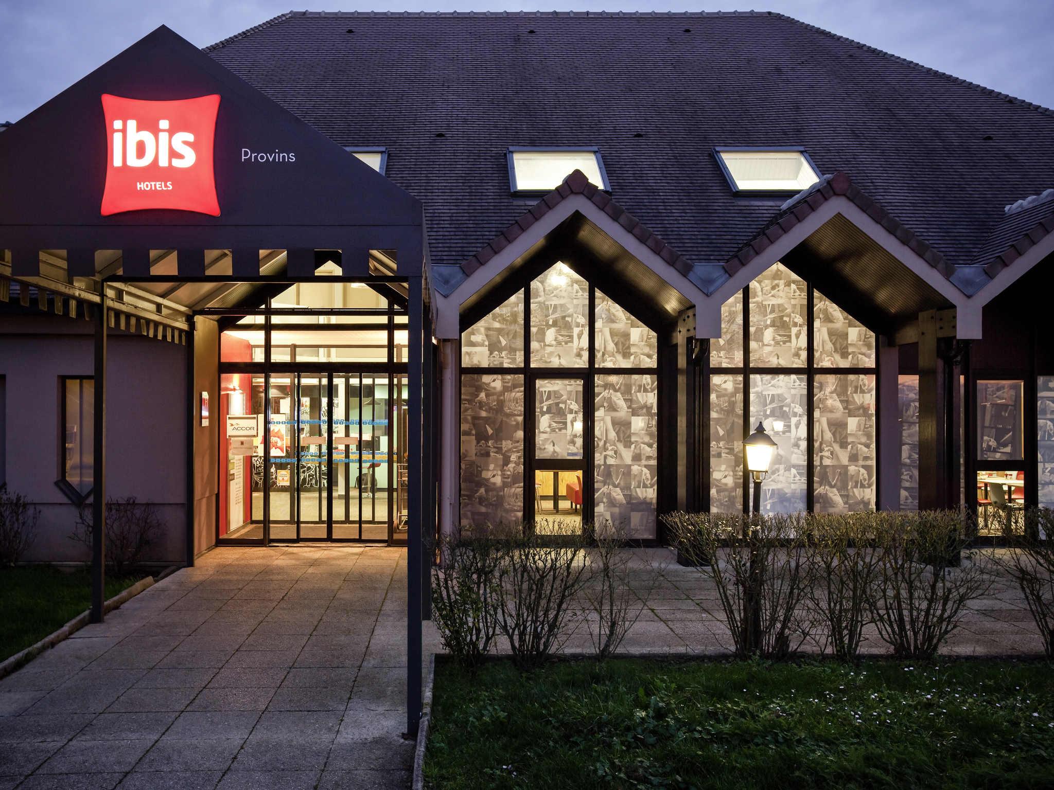 Hotel in PROVINS ibis Provins