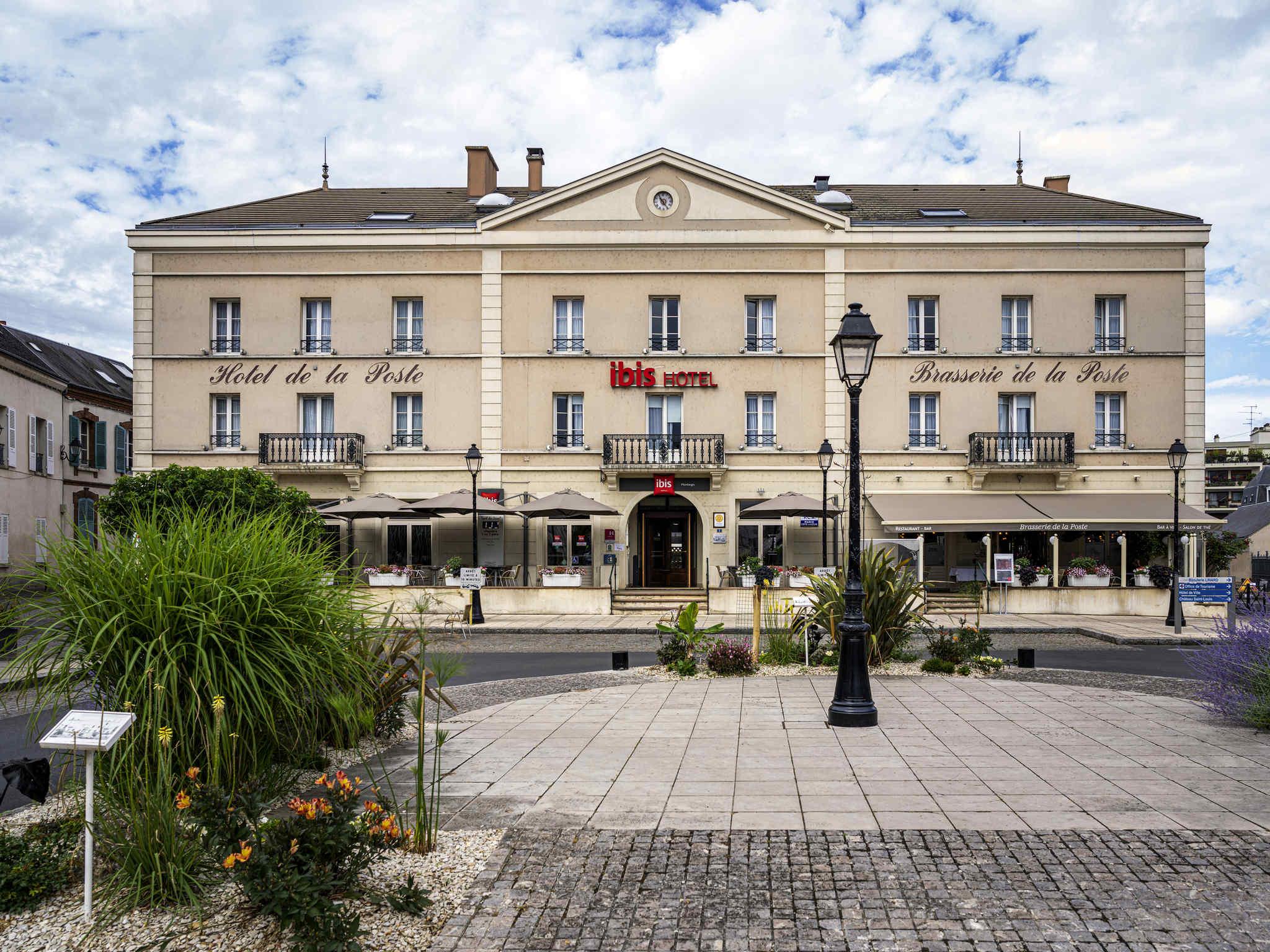 โรงแรม – ibis Montargis