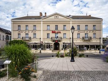 Hotel Ibis A Montargis