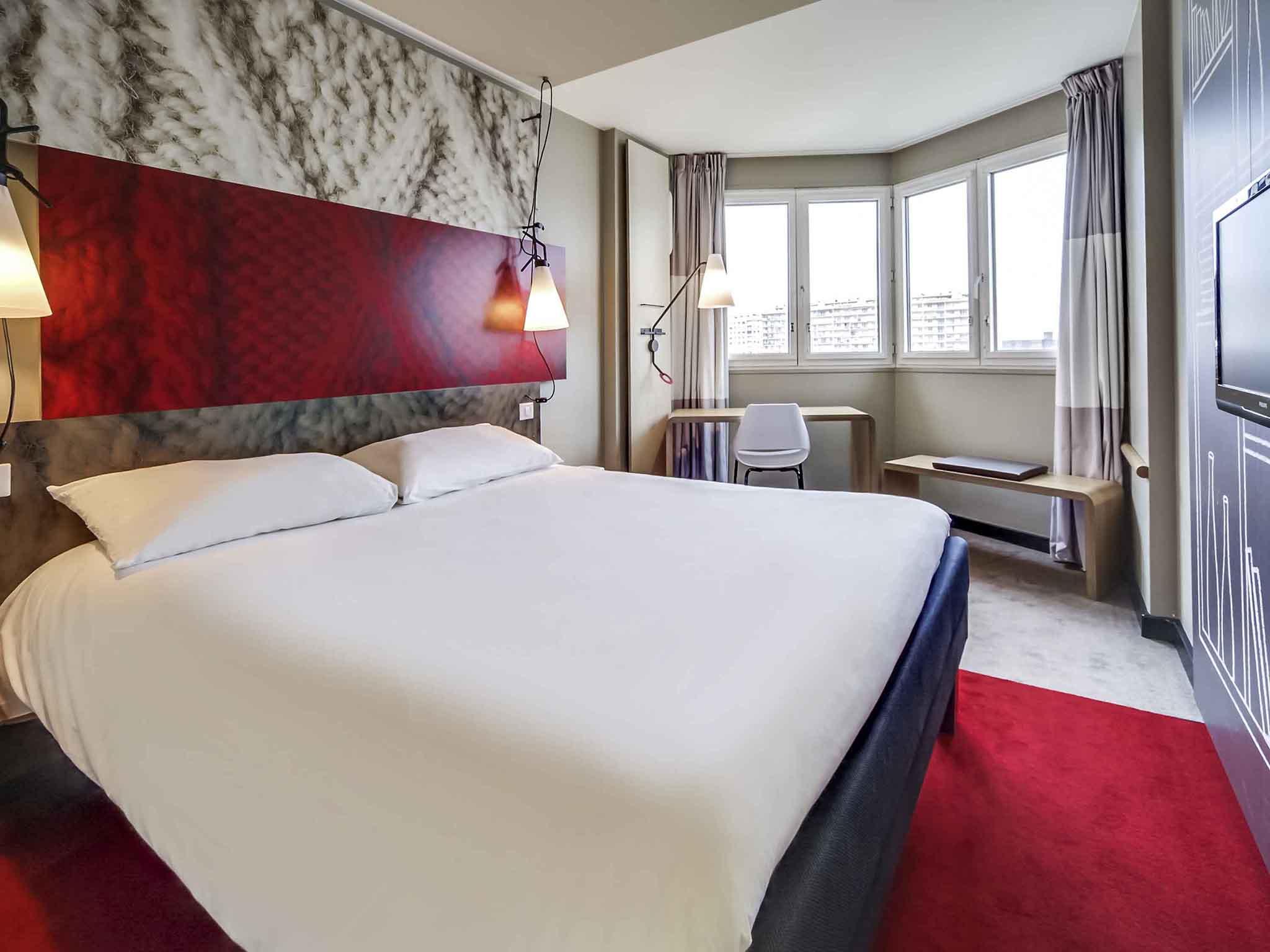 โรงแรม – ibis Orléans Centre Gare