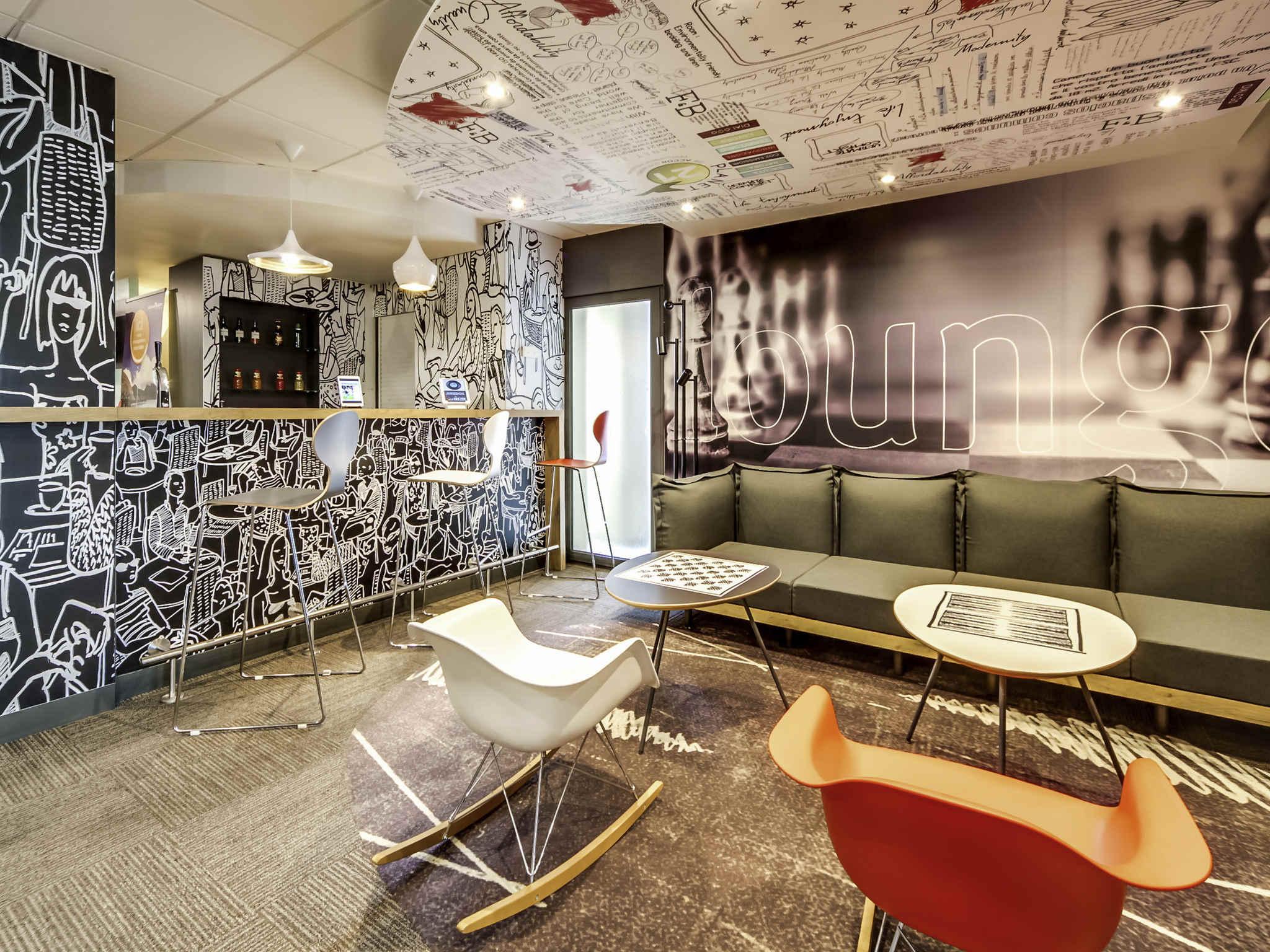 Hotel – ibis Orléans Centre Gare