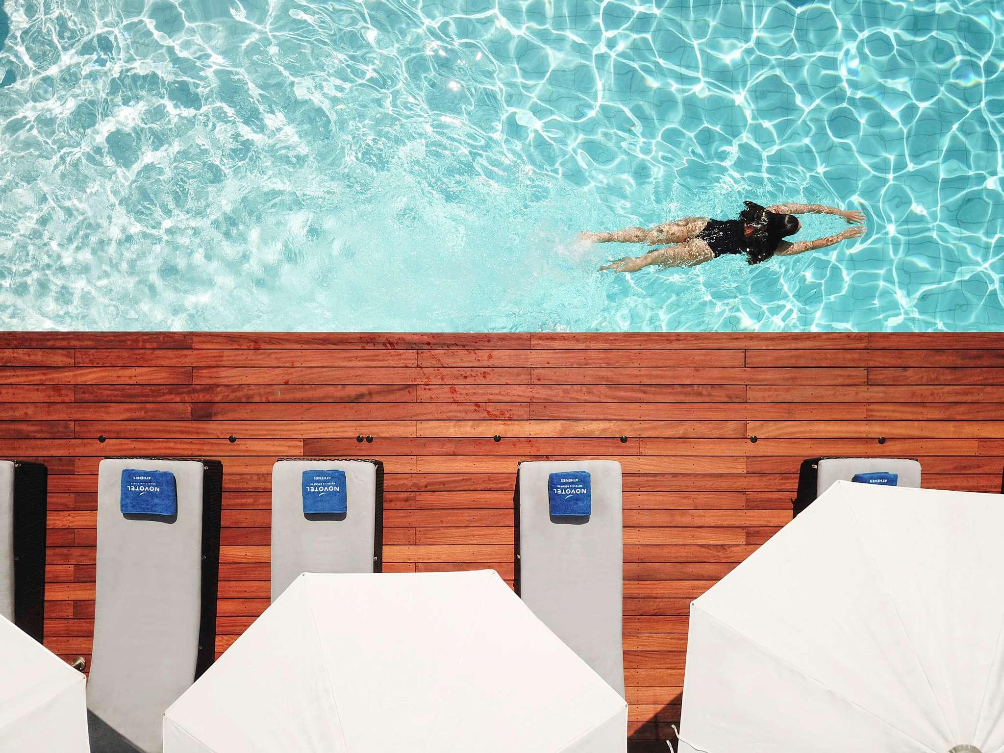 Hotel - Novotel Athenes