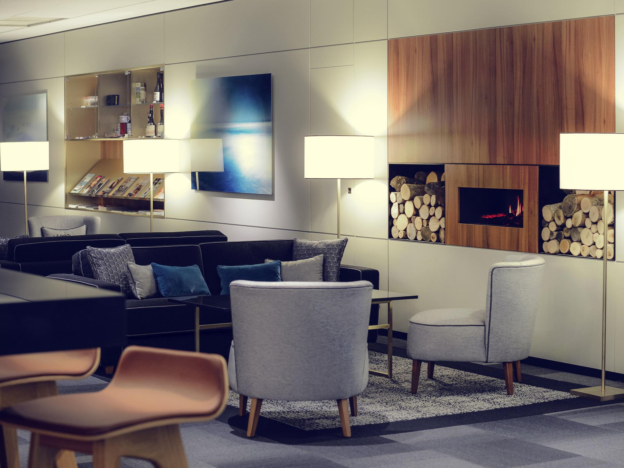酒店 – 卡昂中心普莱桑斯港美居酒店