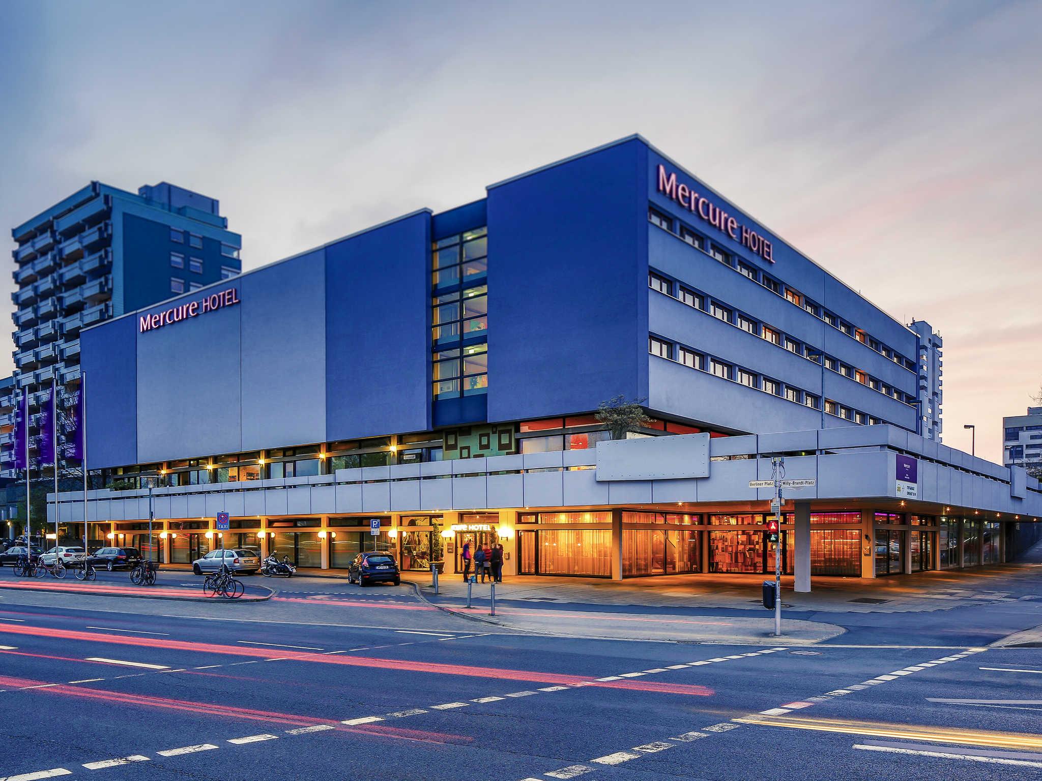 호텔 – Mercure Hotel Atrium Braunschweig