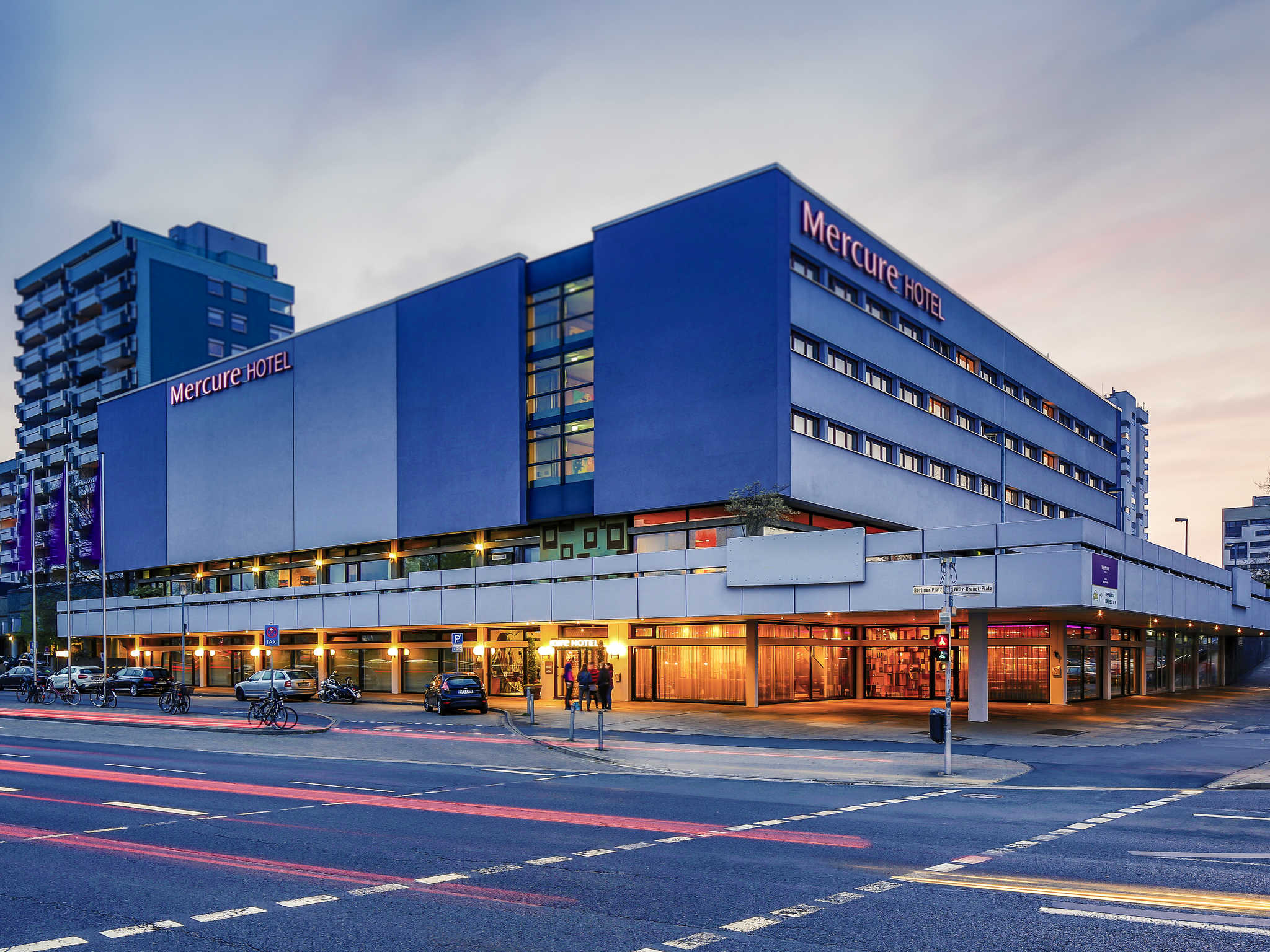 Hotel – Mercure Hotel Atrium Braunschweig