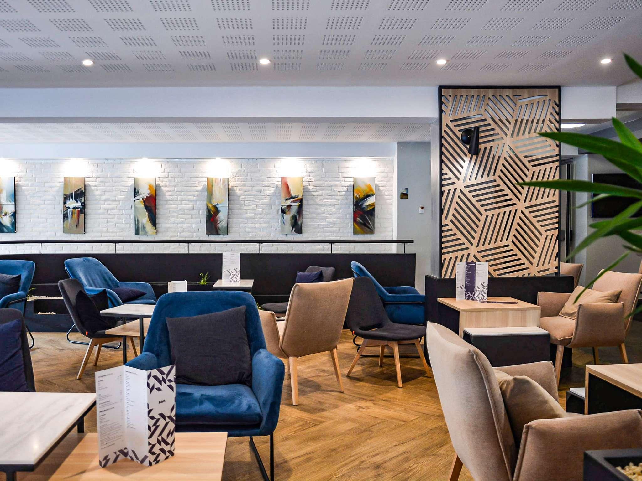 酒店 – 洛里昂中心美居酒店