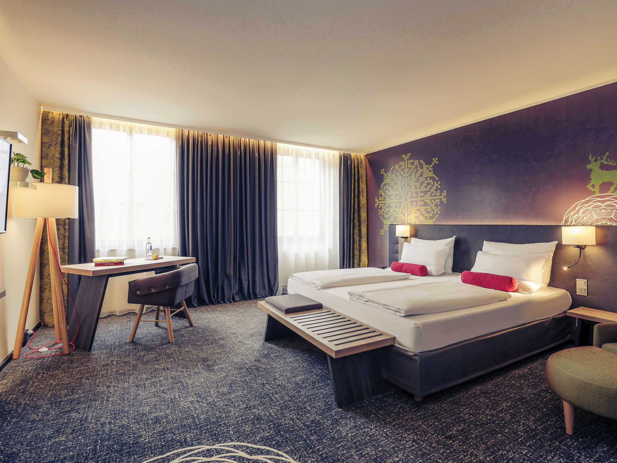 โรงแรม – โรงแรมเมอร์เคียว มิวนิก ซิตี้เซ็นเตอร์