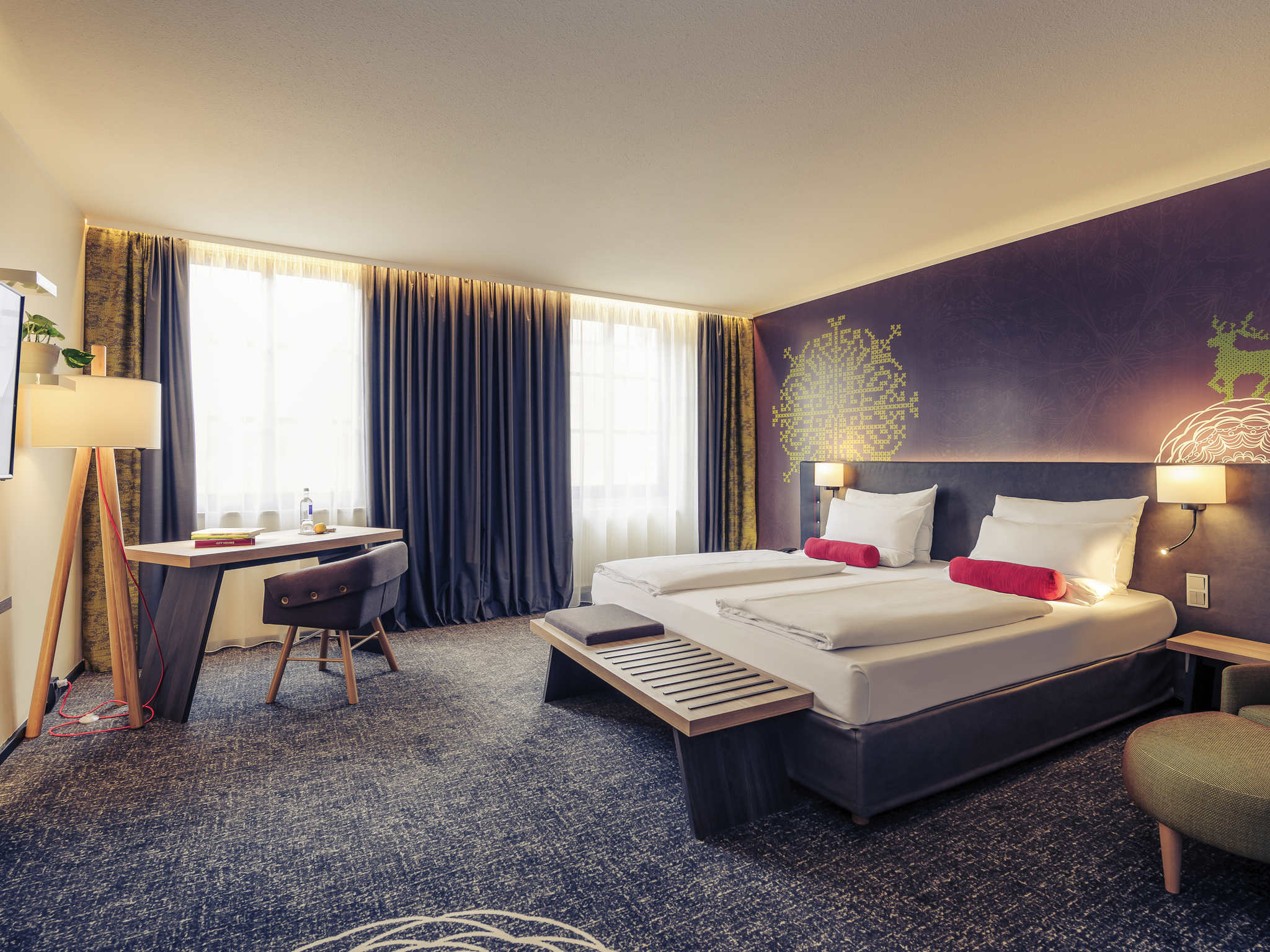 Hotell – Mercure Hotel Muenchen City Center