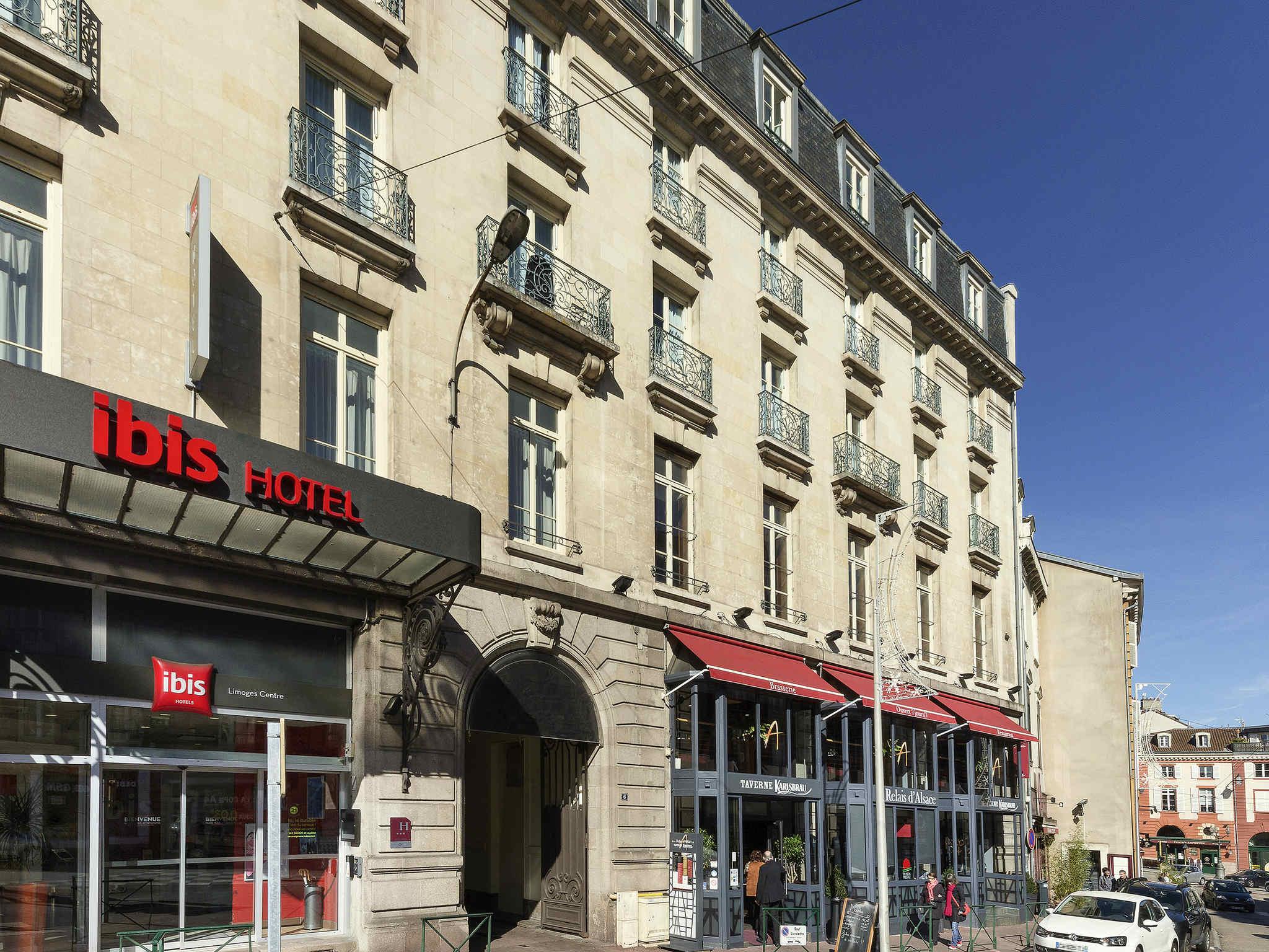 โรงแรม – ibis Limoges Centre