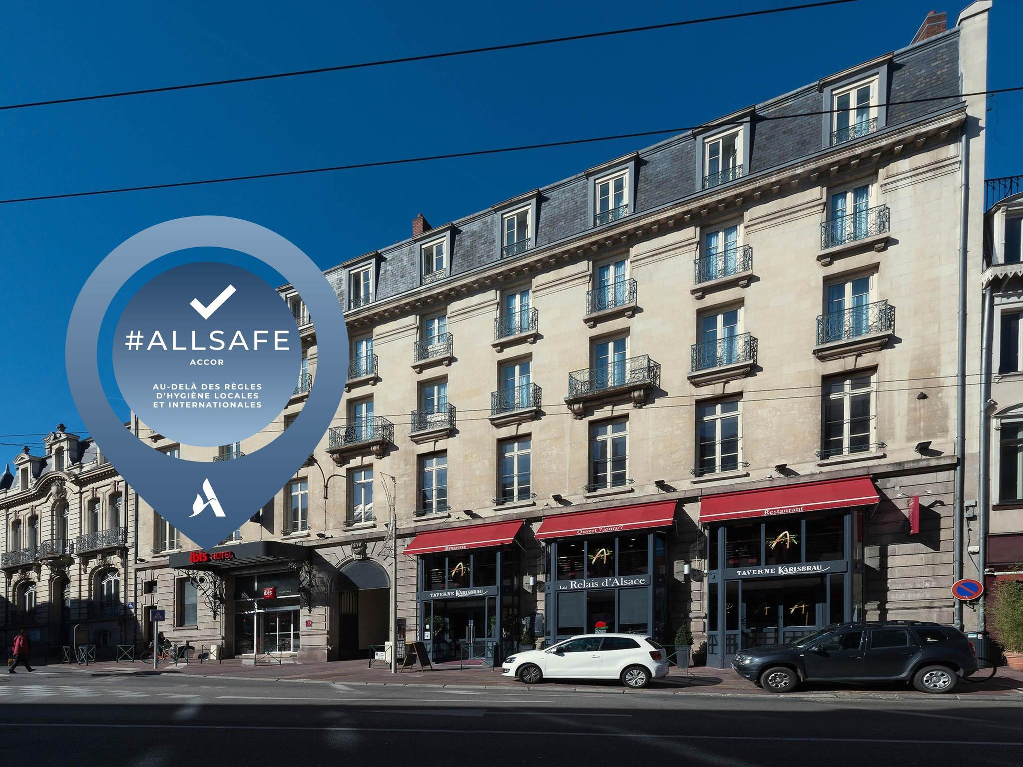 호텔 – ibis Limoges Centre