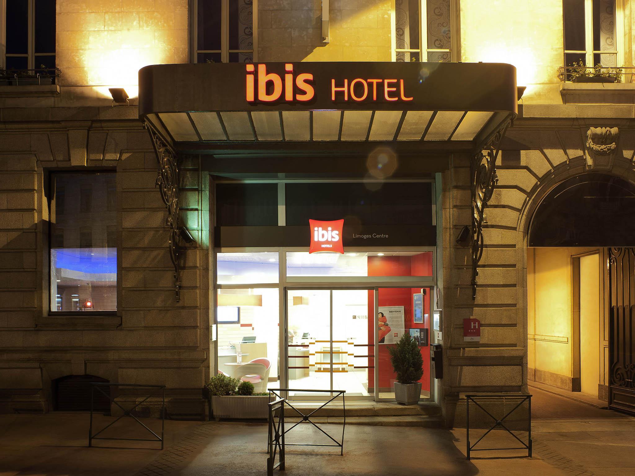 Hotel in LIMOGES - ibis Limoges Centre 16da5ce40b96