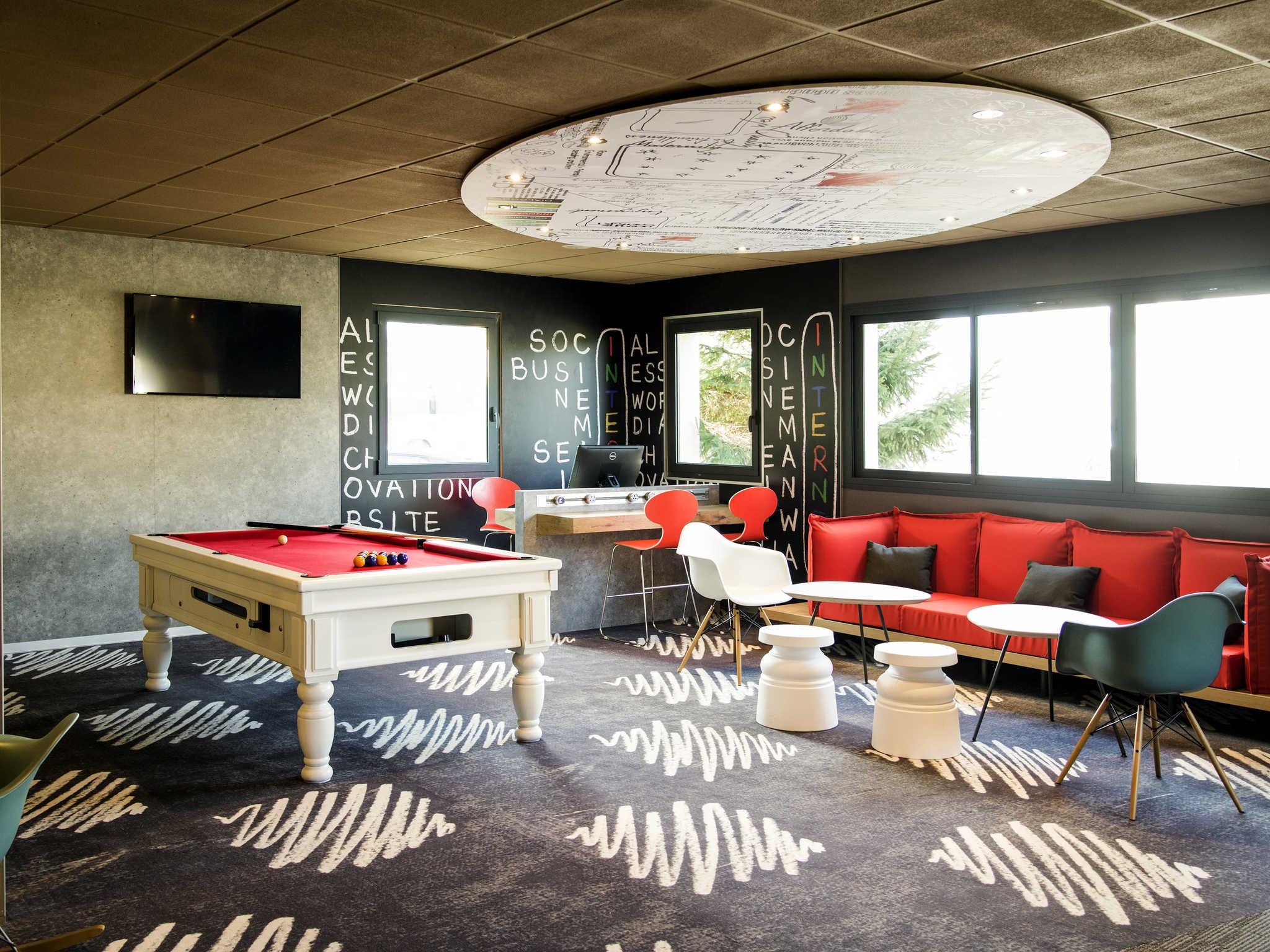 Hotel – ibis Avranches Baie du Mont-Saint-Michel