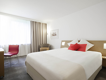 Rooms - Novotel Zurich Airport Messe