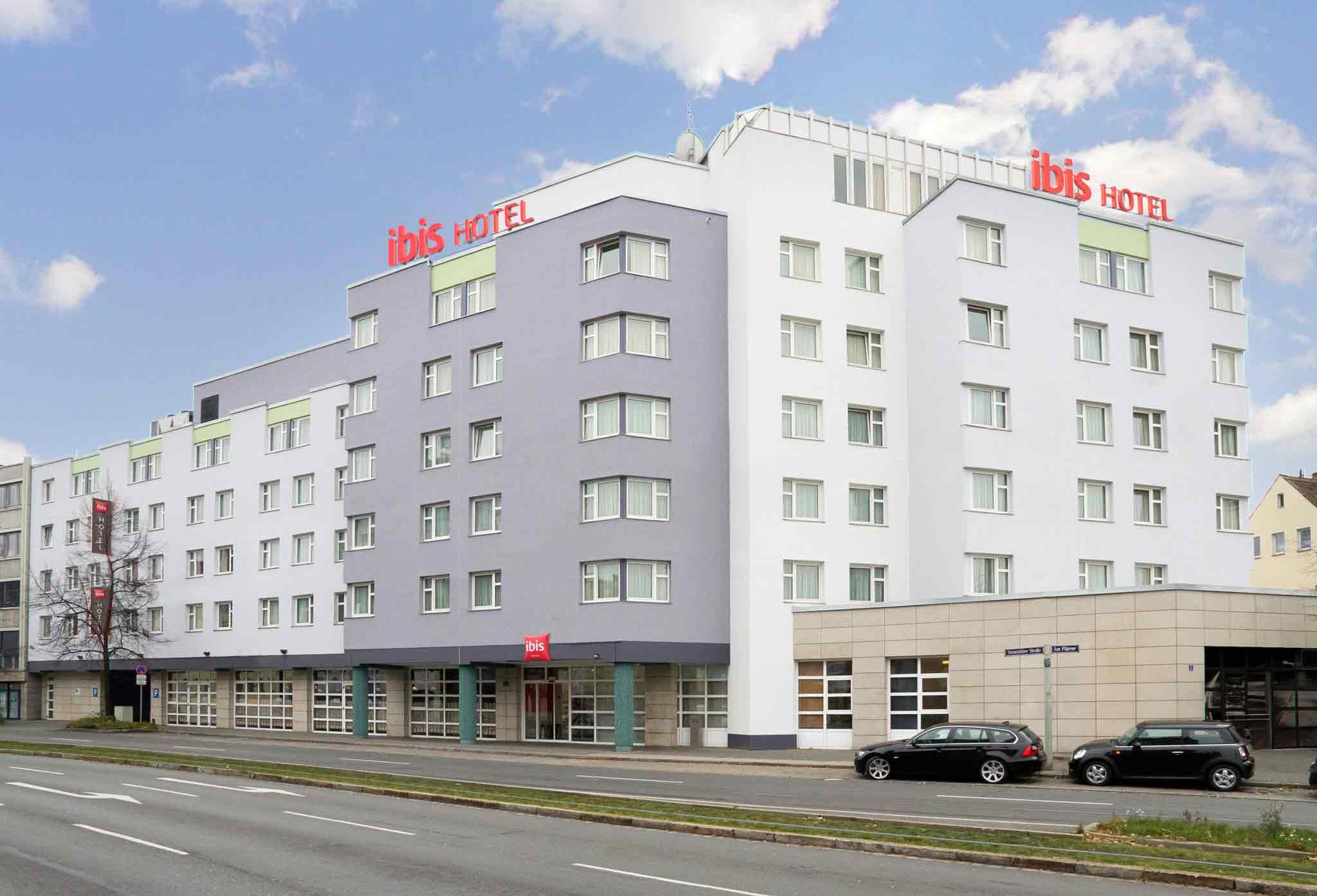 Отель — ibis Нюрнберг Сити Ам Плеррер