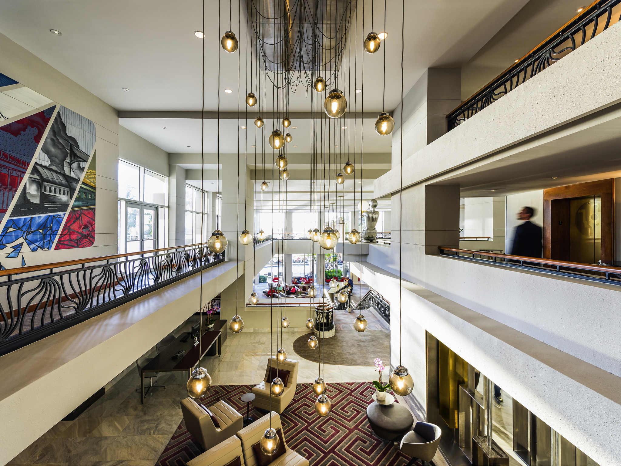酒店 – 迈阿密机场铂尔曼酒店