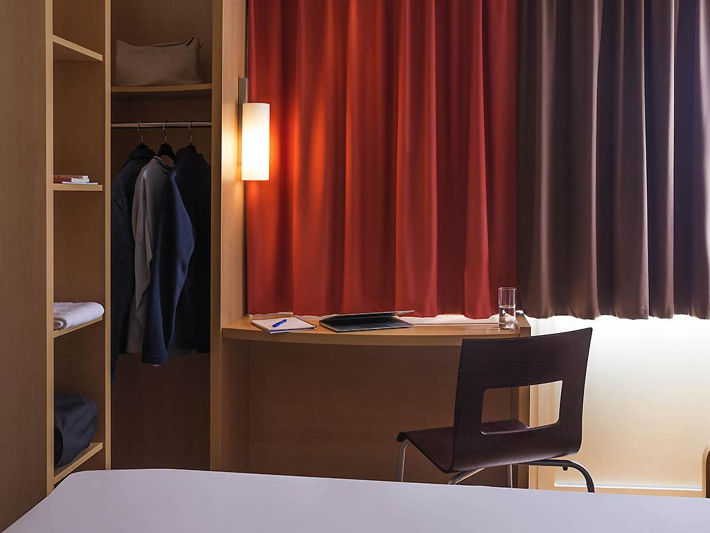 Hotel pas cher nantes ibis nantes centre gare sud for Hotel pas cher sud est