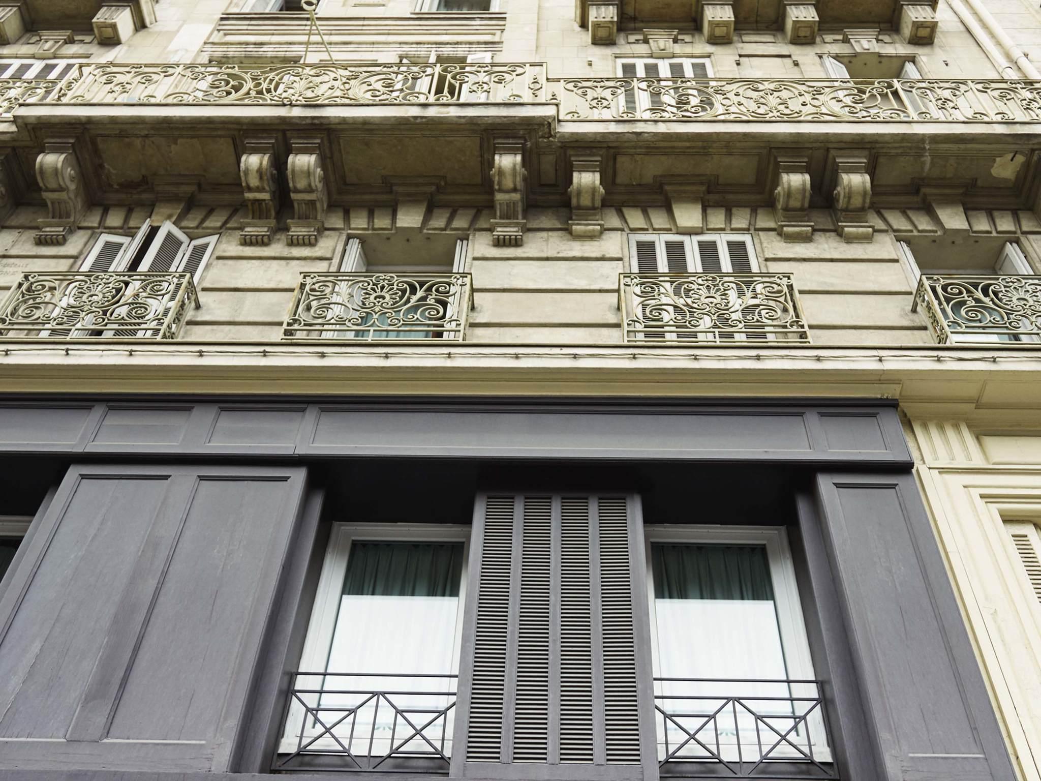 Hotel In MARSEILLE Ibis Marseille Centre Vieux Port - Hotel du port port la nouvelle